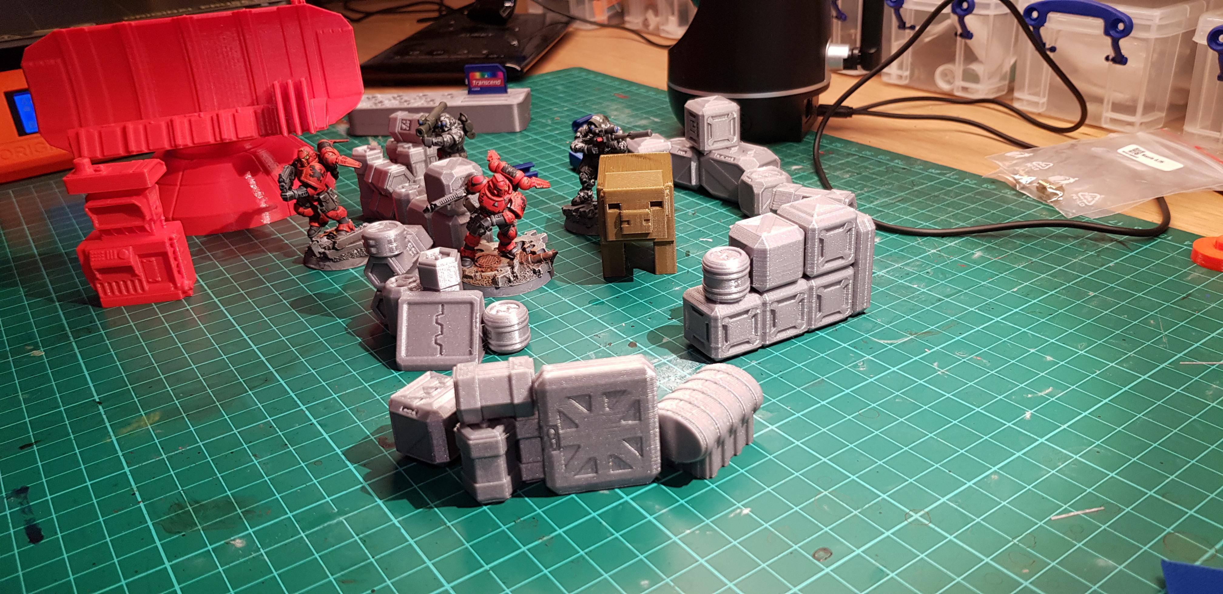3d, Build, Print, Prusa