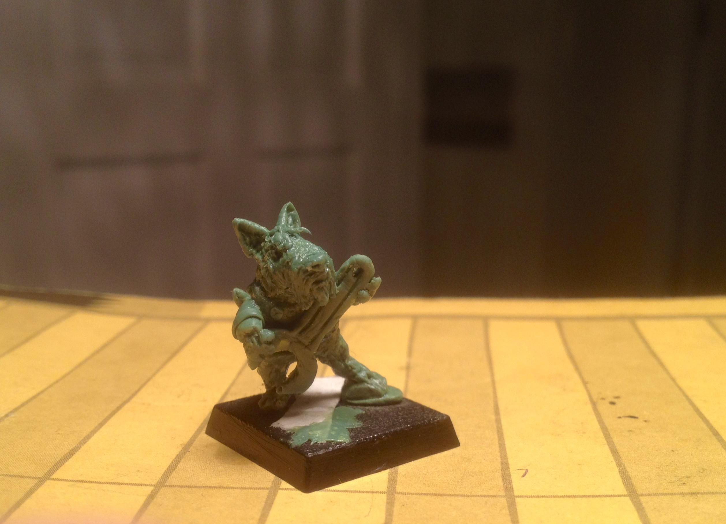 Greenstuff, Sculpting, W.i.p, Work In Progress