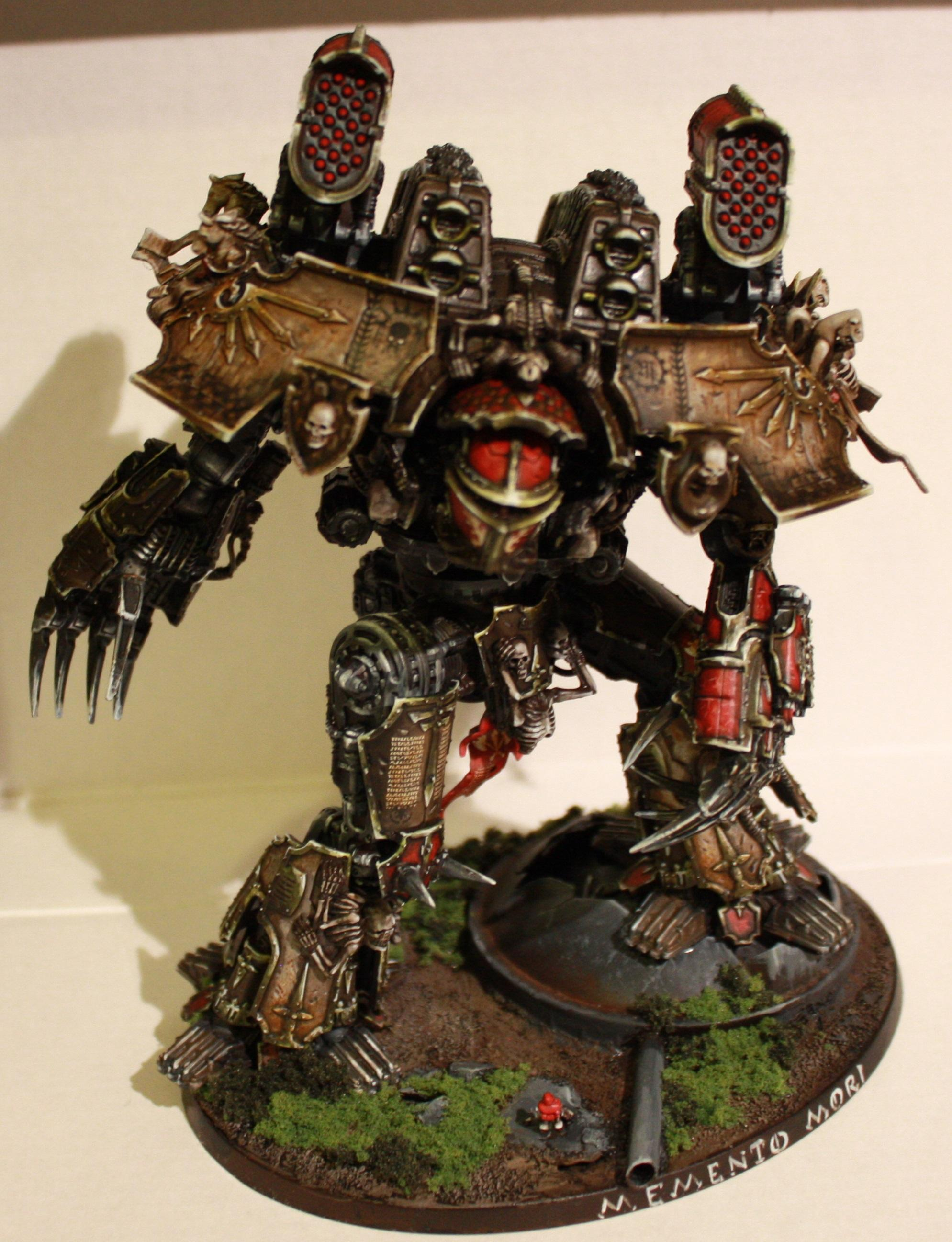 Adeptus Titanicus, Titan, Warlord
