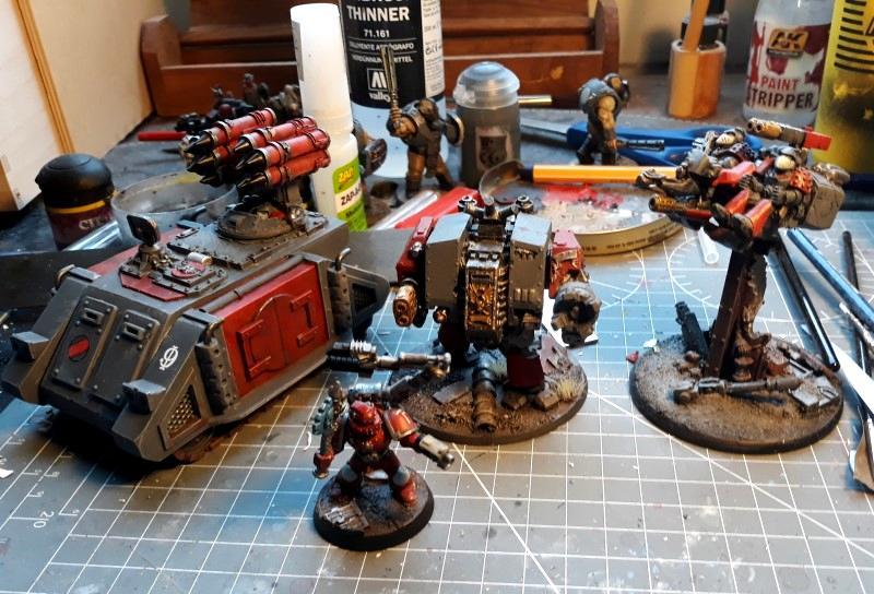 Space Marines, Warhammer 40,000