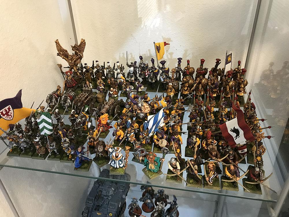 Empire, Retro, Warhammer Fantasy