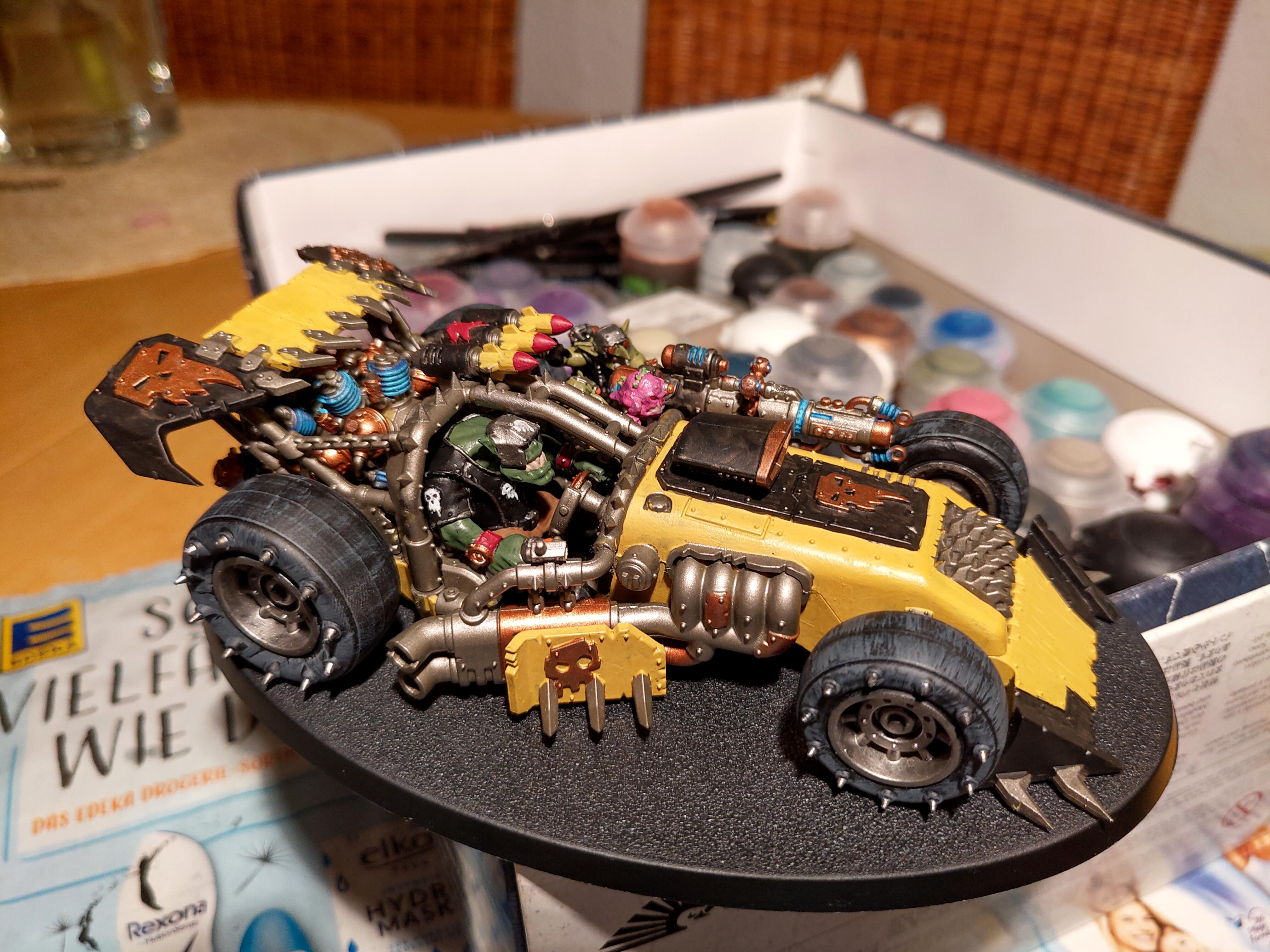 Ork Buggy, right side