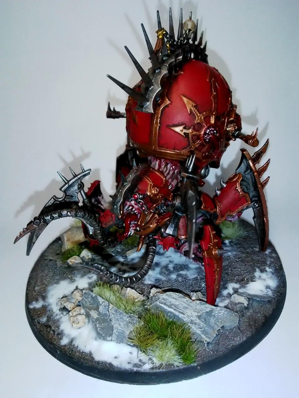 Chaos, Chaos Space Marines, Venom Crawler, Warhammer 40,000, Warhammer Fantasy, World Eaters
