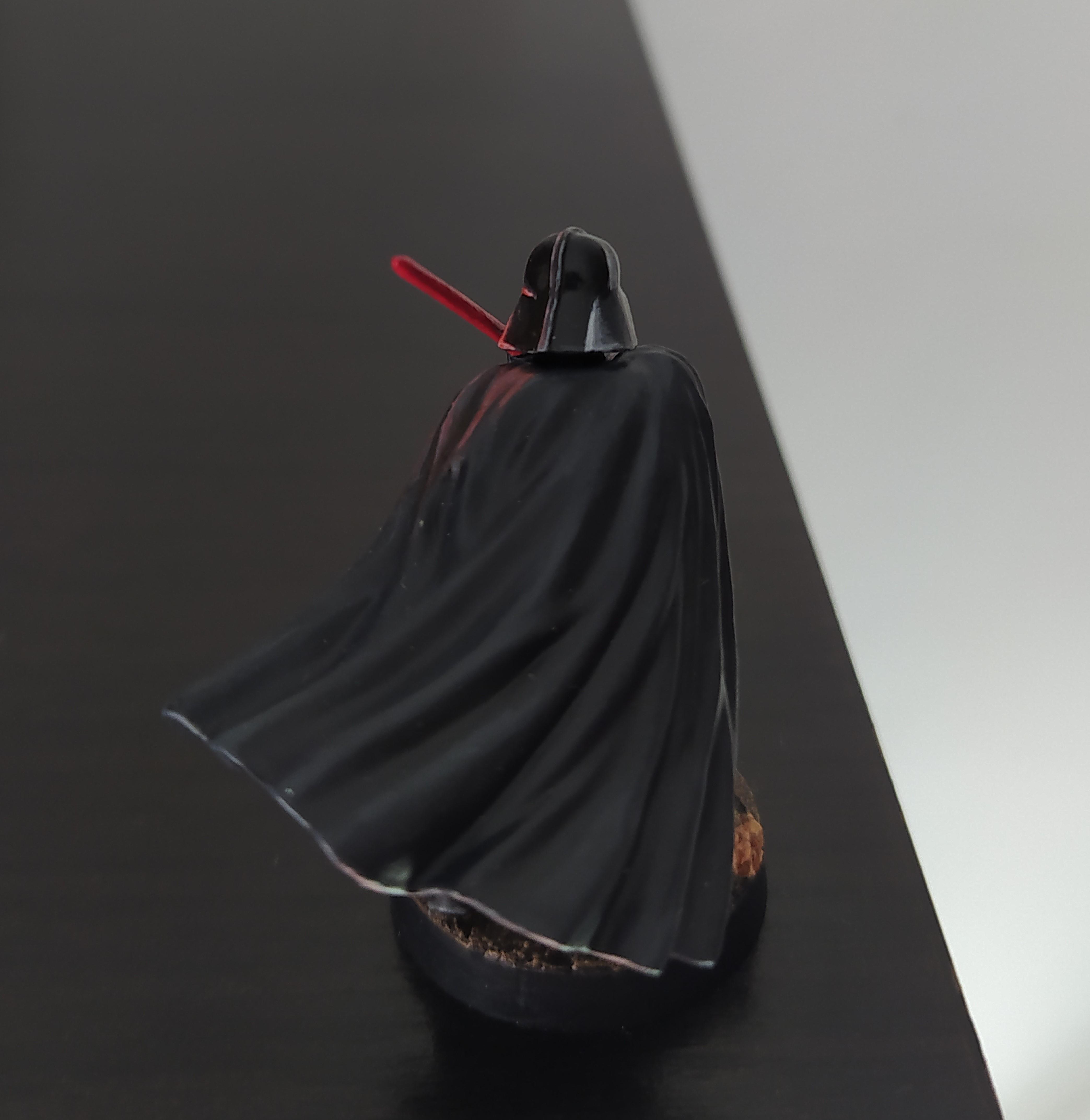 Darth Vader, Object Source Lighting, Star Wars Legion
