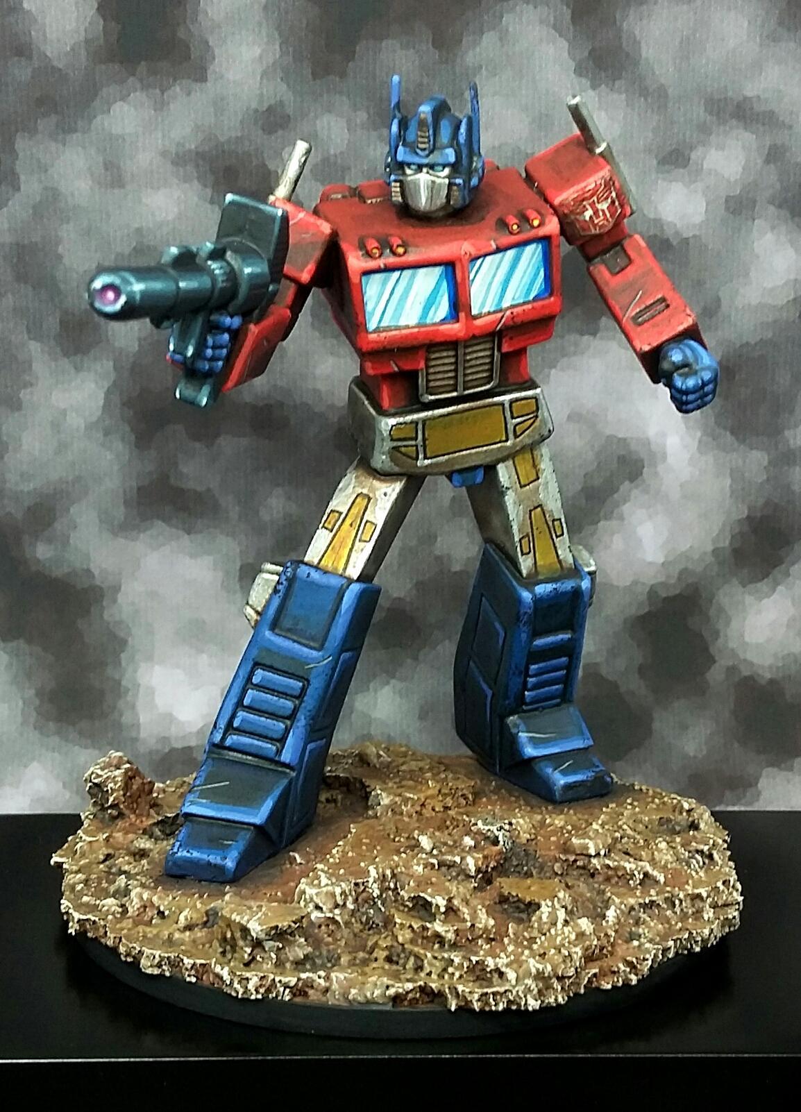 Autobot, Deep Cuts, Transformers, Wizkids