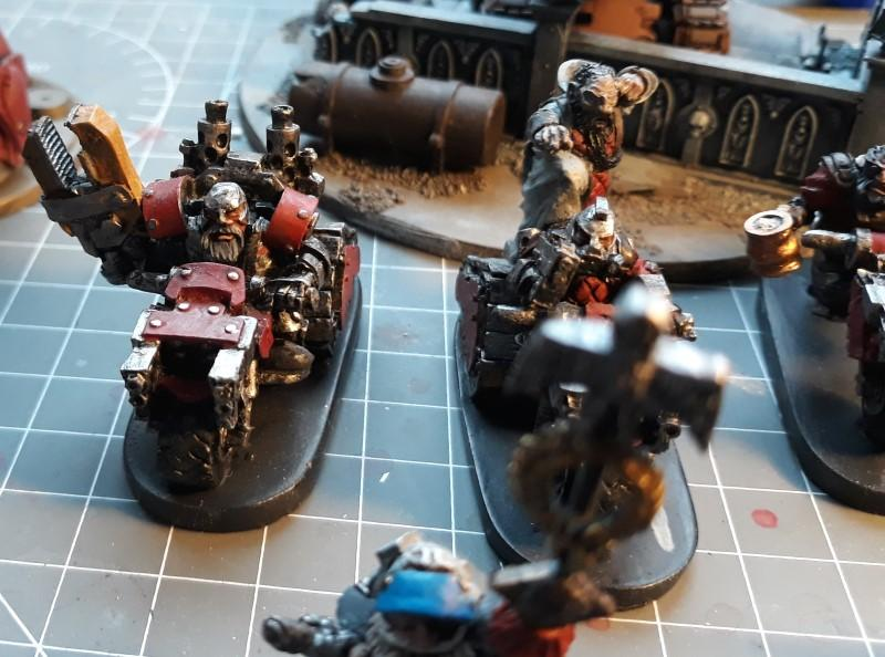 Conversion, Ramshackle Games, Squats, Warhammer 40,000