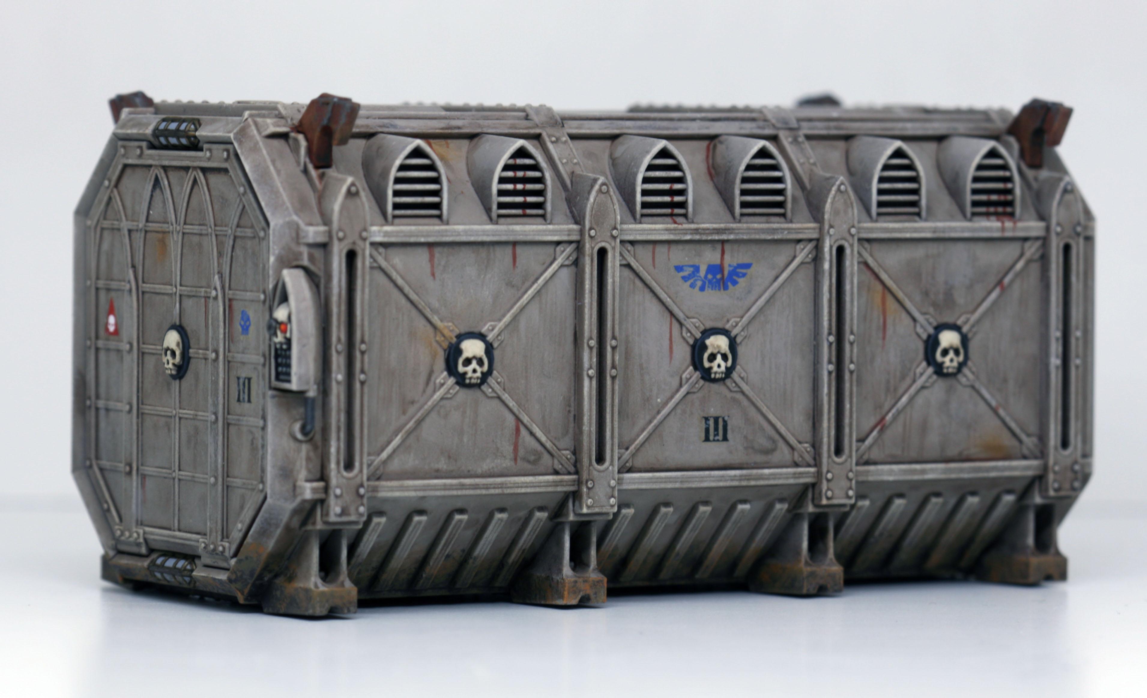 Container, Sector Munitorum