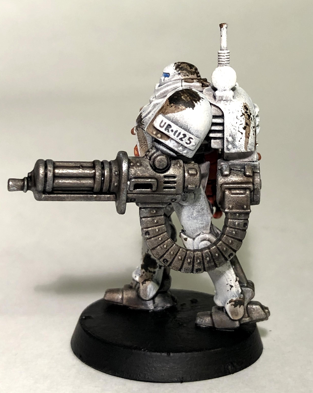 Blackstone Fortress, Explorers, Goodies, Man Of Iron, Ur-025, Warhammer 40,000
