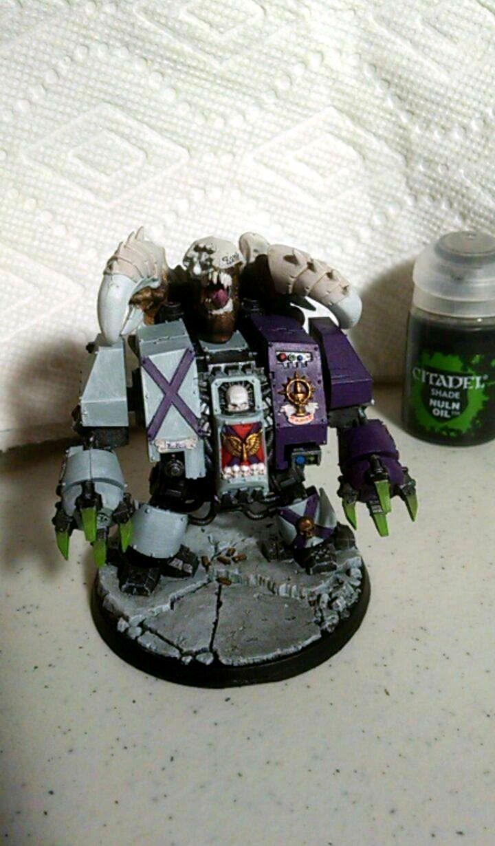 Dreadnought, Venerable Brother Zamok