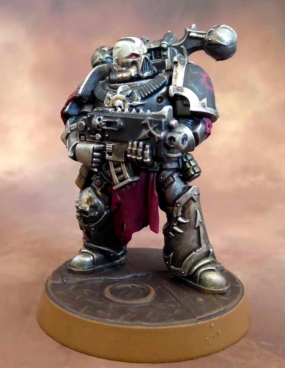Chaos, Chaos Space Marines, Steel Brethren
