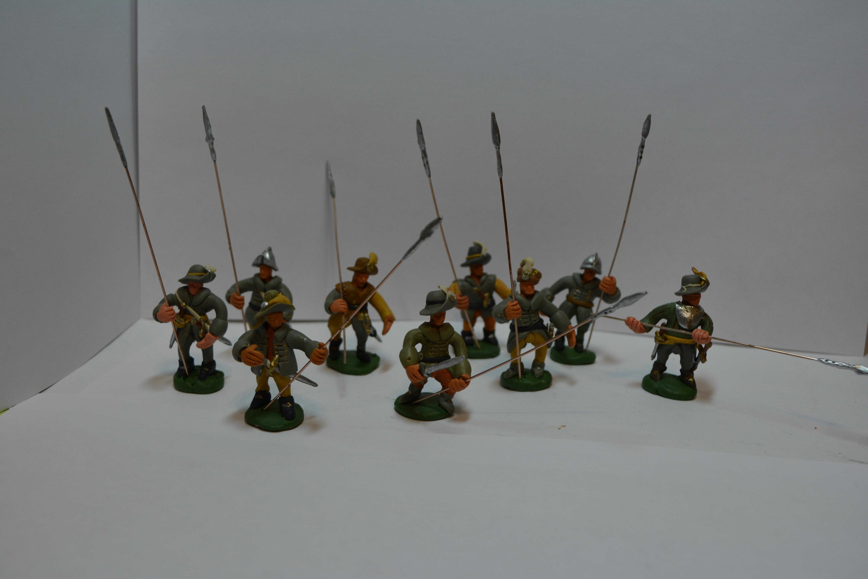 Pikemen, Plasticine, Plasticine army 2
