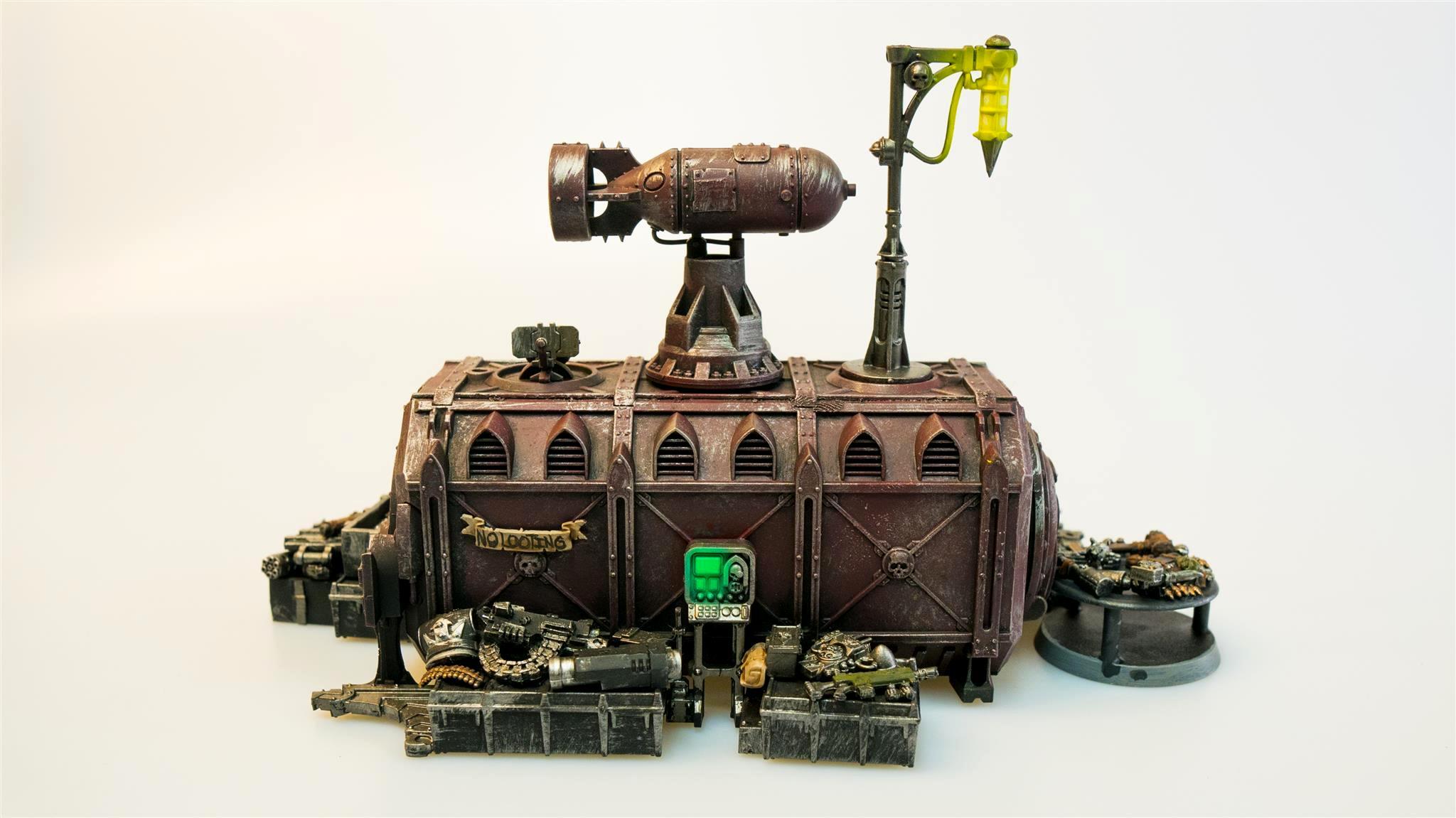 Necromunda, Shop, Store, Weapon