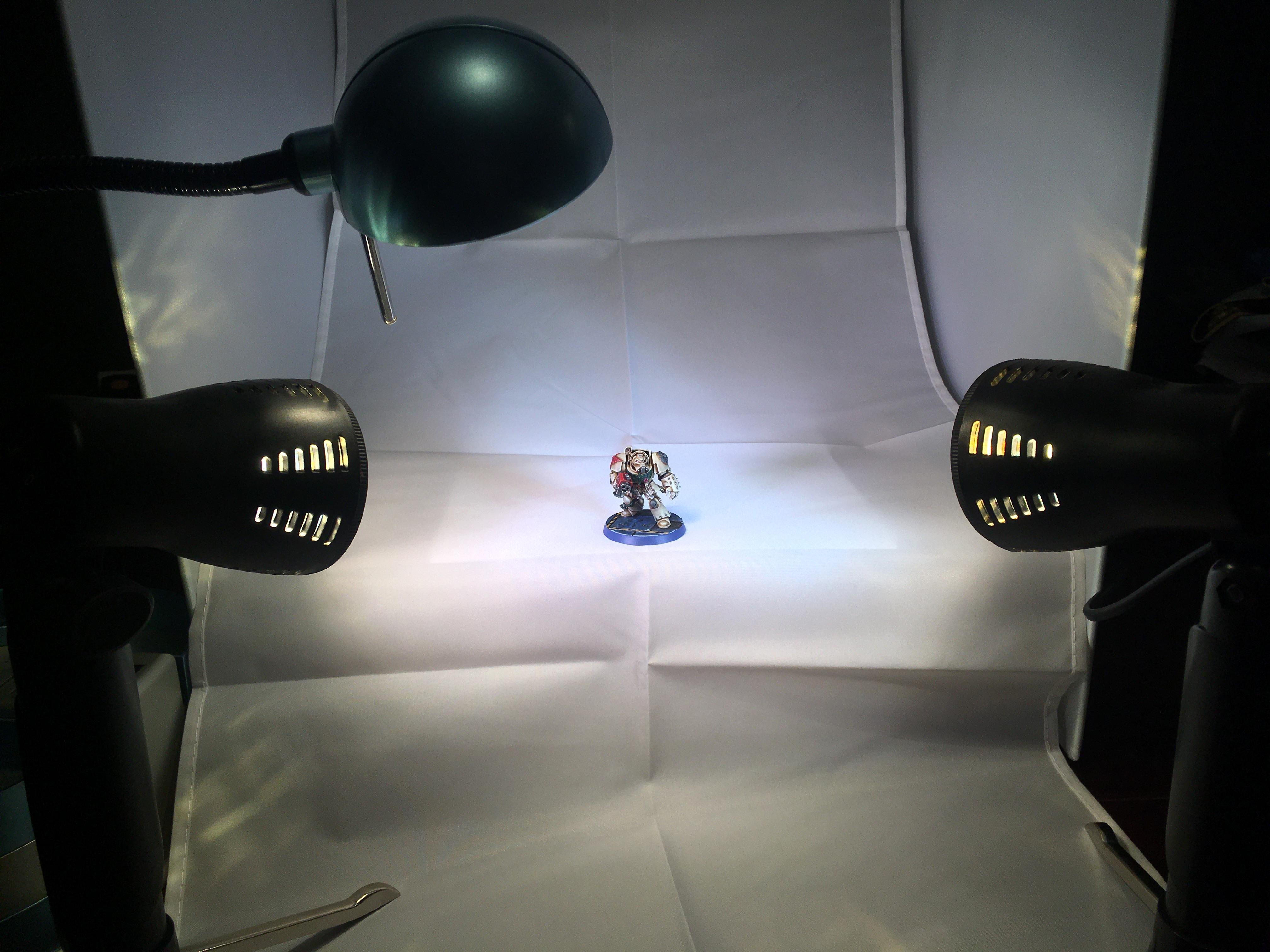 Lightbox, Lightbox (try 1)
