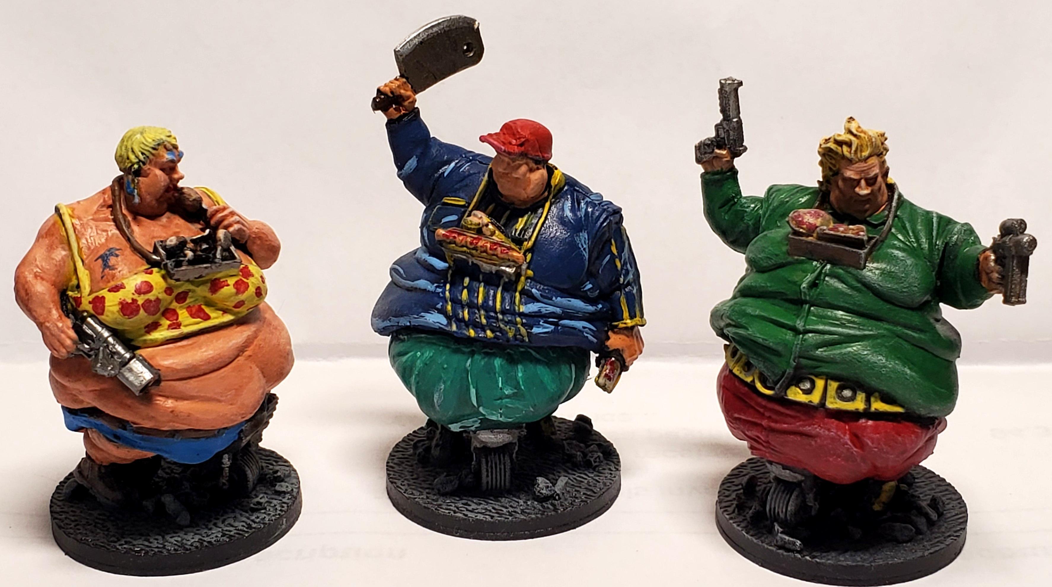 Dredd Fatties