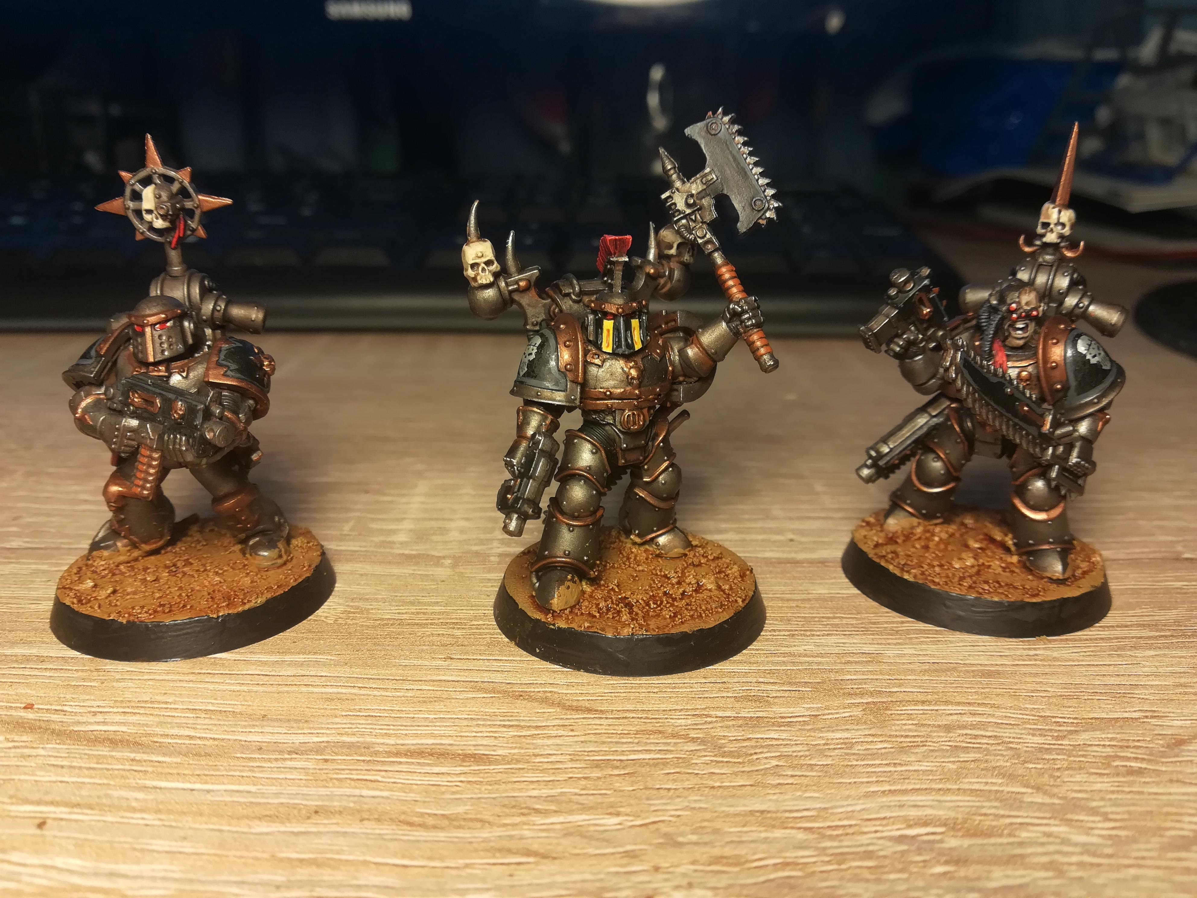 Chaos Space Marines, Iron Warriors