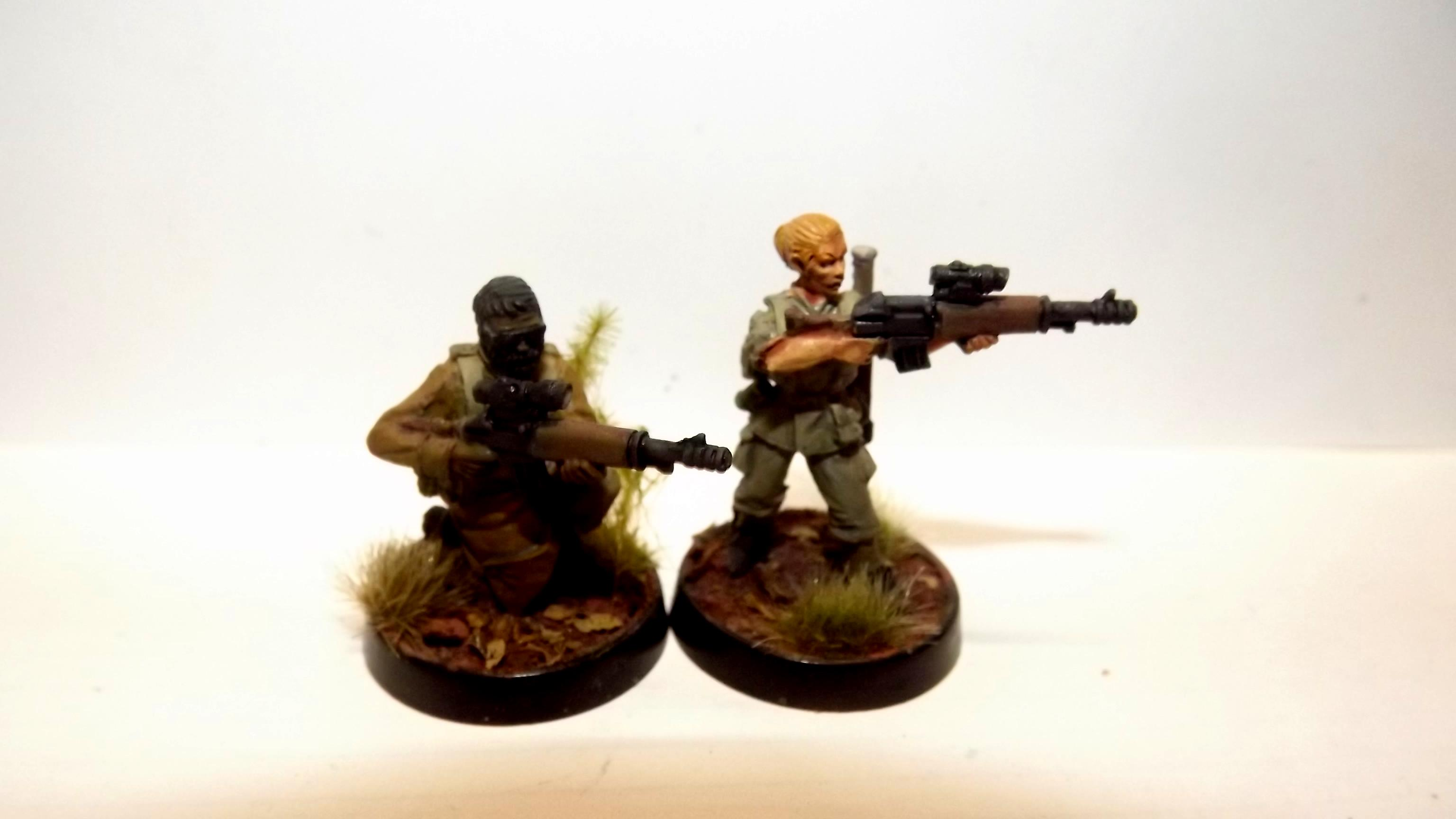 Law Enforcement, Police, Security, Sniper Rifle, Sniper Team, Victoria Miniatures