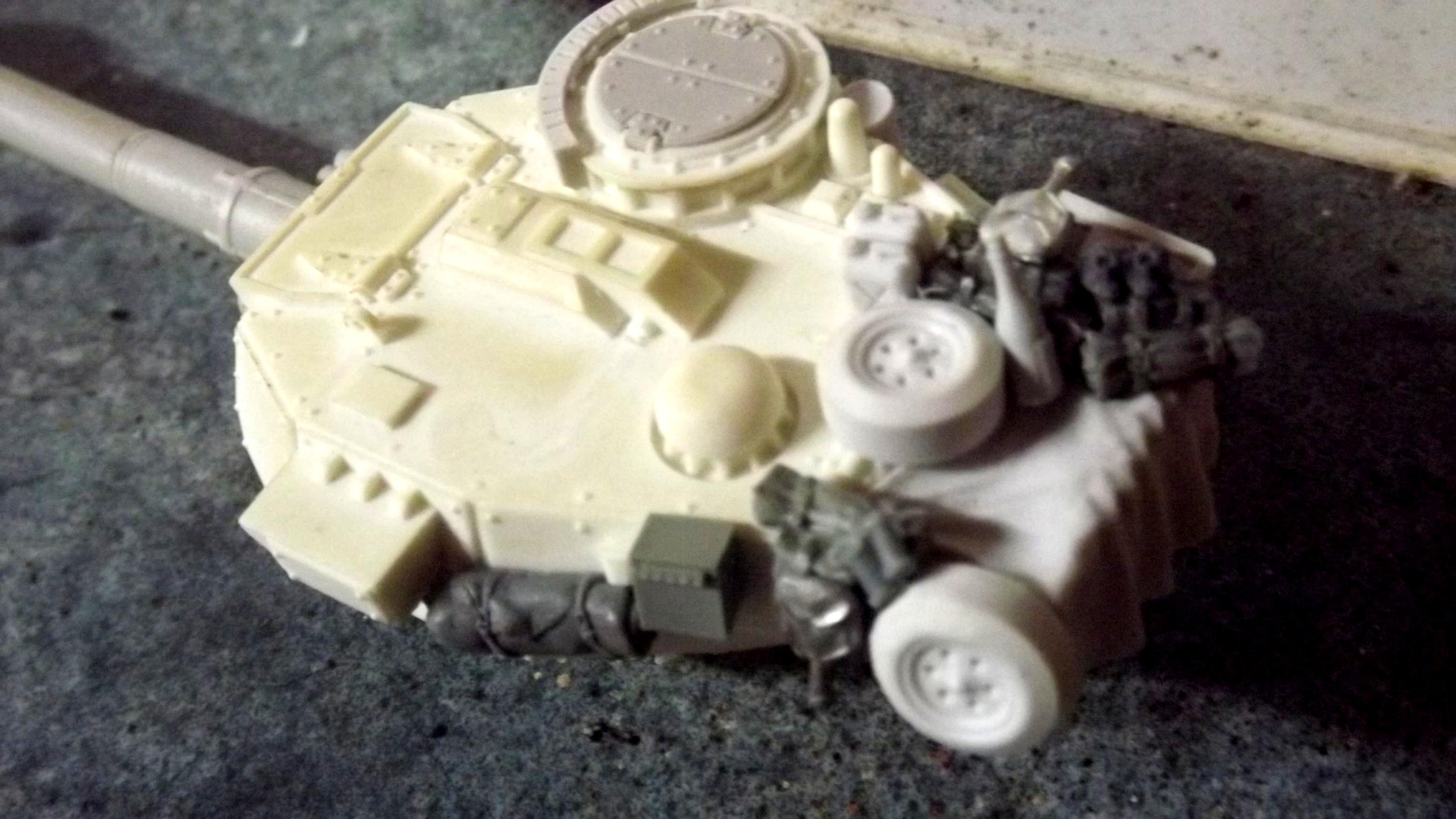 Medium Tank, Mortian, Stowage, Tankers, The Assault Group, Victoria Miniatures
