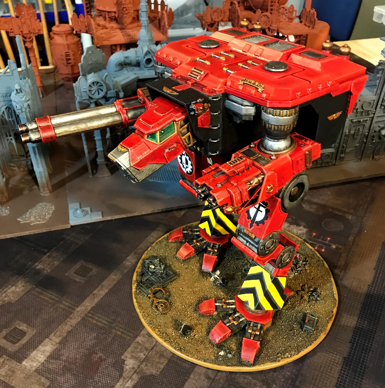 Ignatum, Legio, Proxy, Titan, Wardog, Warhammer 40,000, Warhound