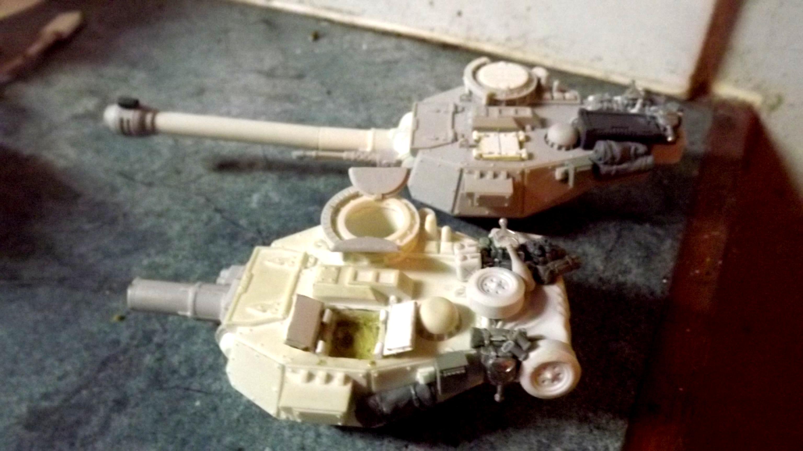 Battle Cannon, Buttoned Up, Medium Tank, Mortian Tank, Stowage, Vanquiser Cannon