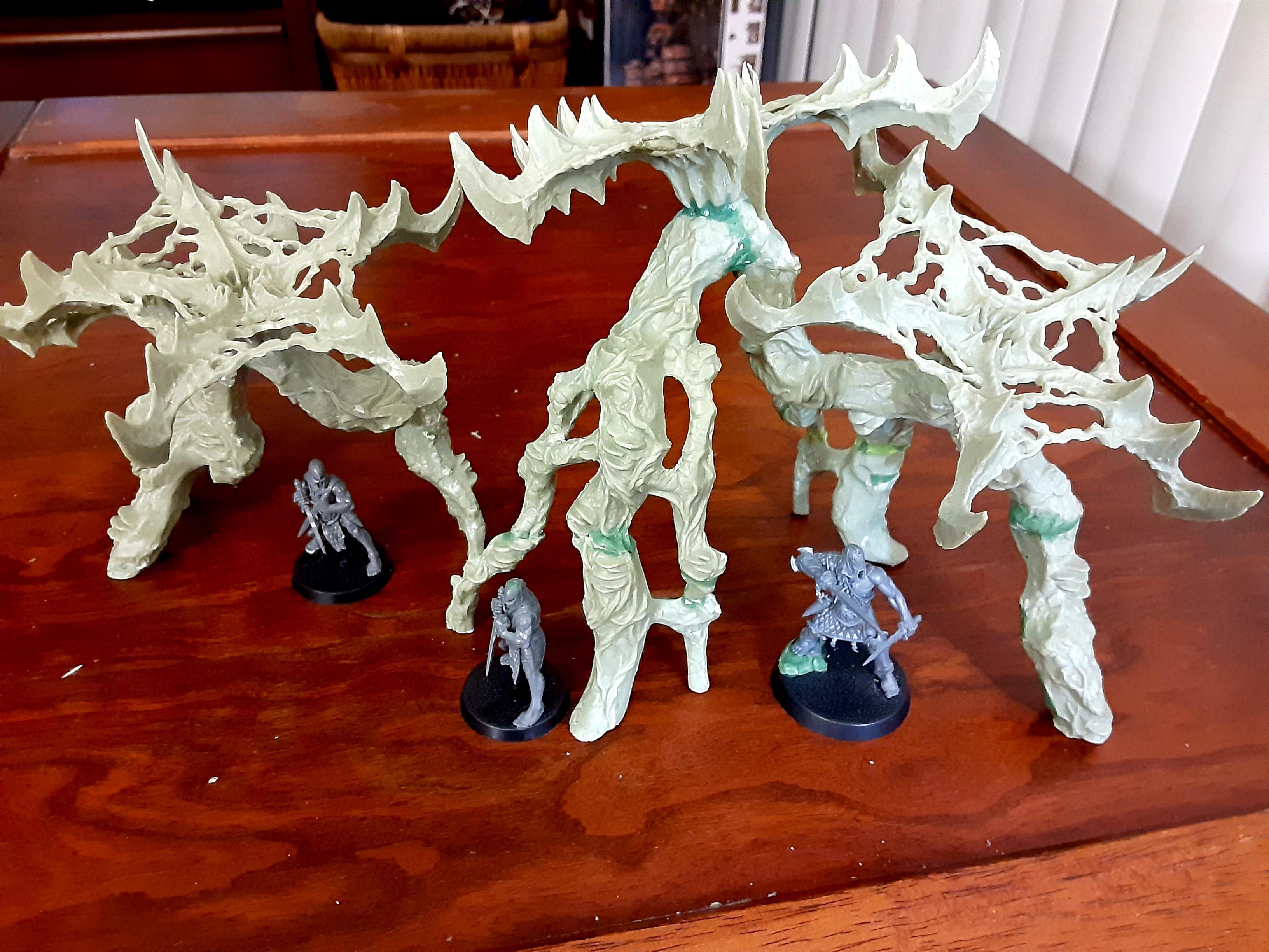 Root, Terrain, Warcry