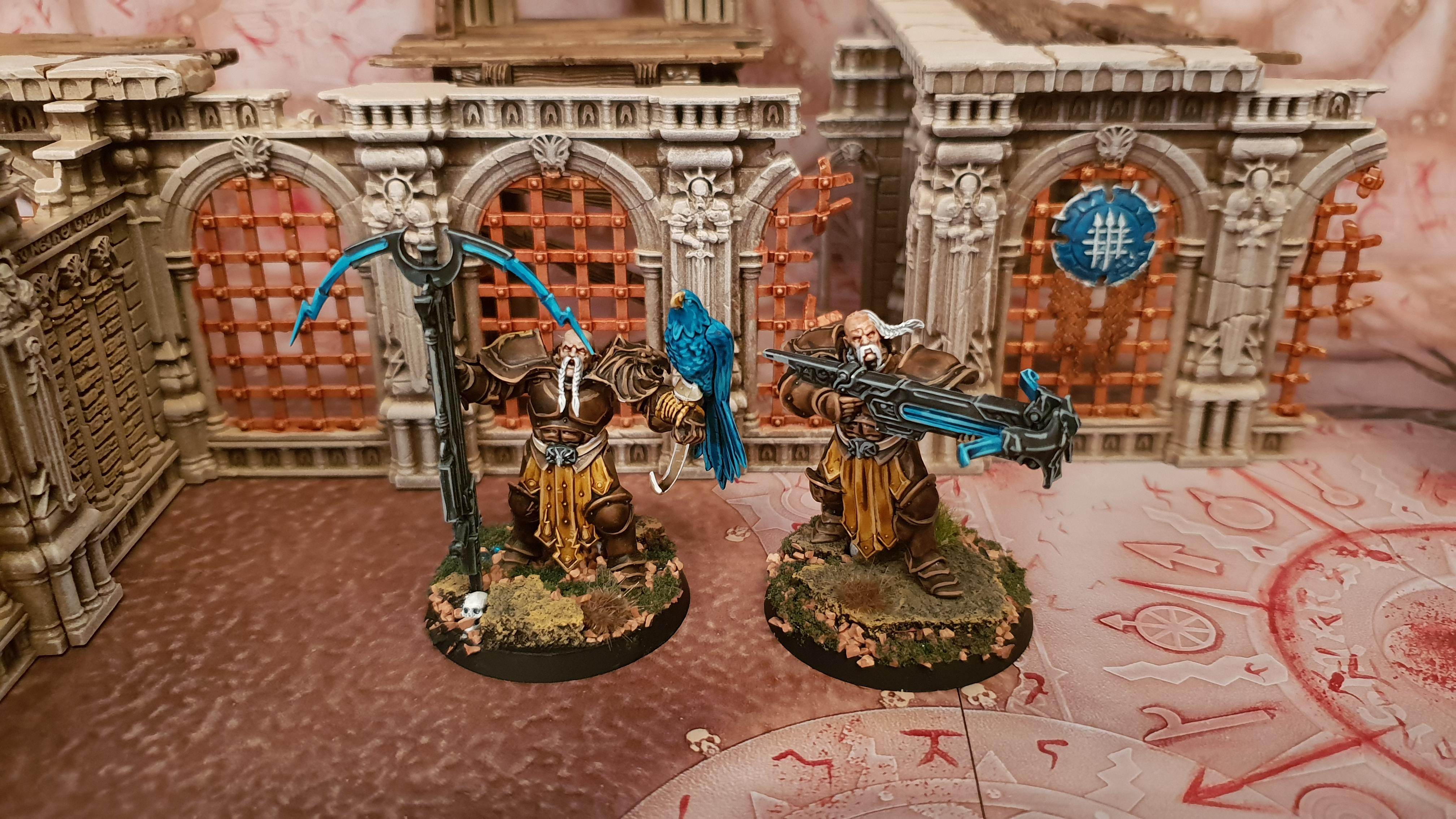 Conversion, Eternals, Stormcast, Warband, Warcry