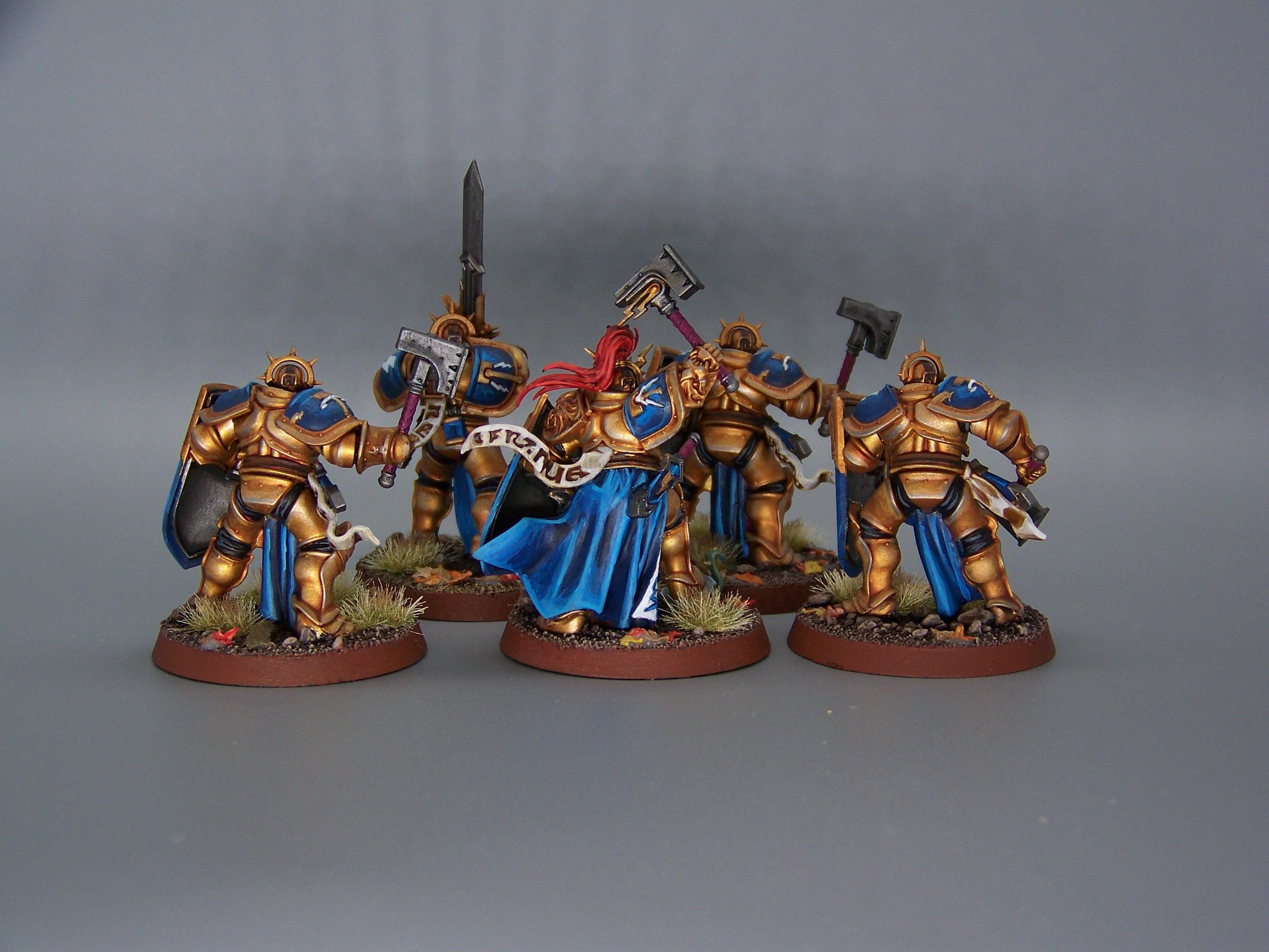 Age Of Sigmar, Hammers Of Sigmar, Liberators, Stormcast Eternals, Warhammer Fantasy