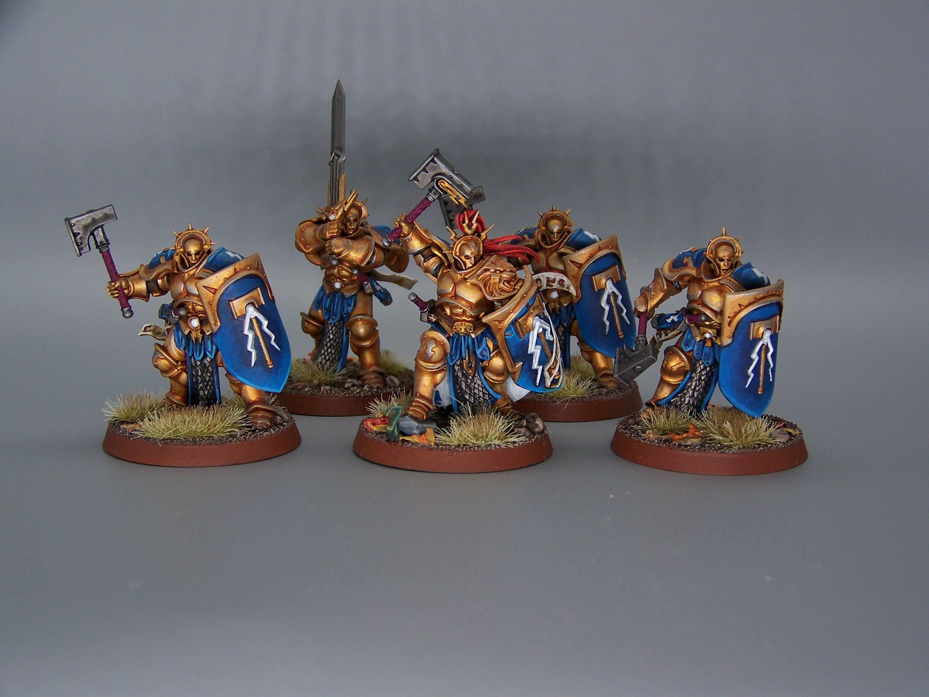 Age Of Sigmar, Hammers Of Sigmar, Liberators, Stormcast Eternals, Warhammer Fantasy