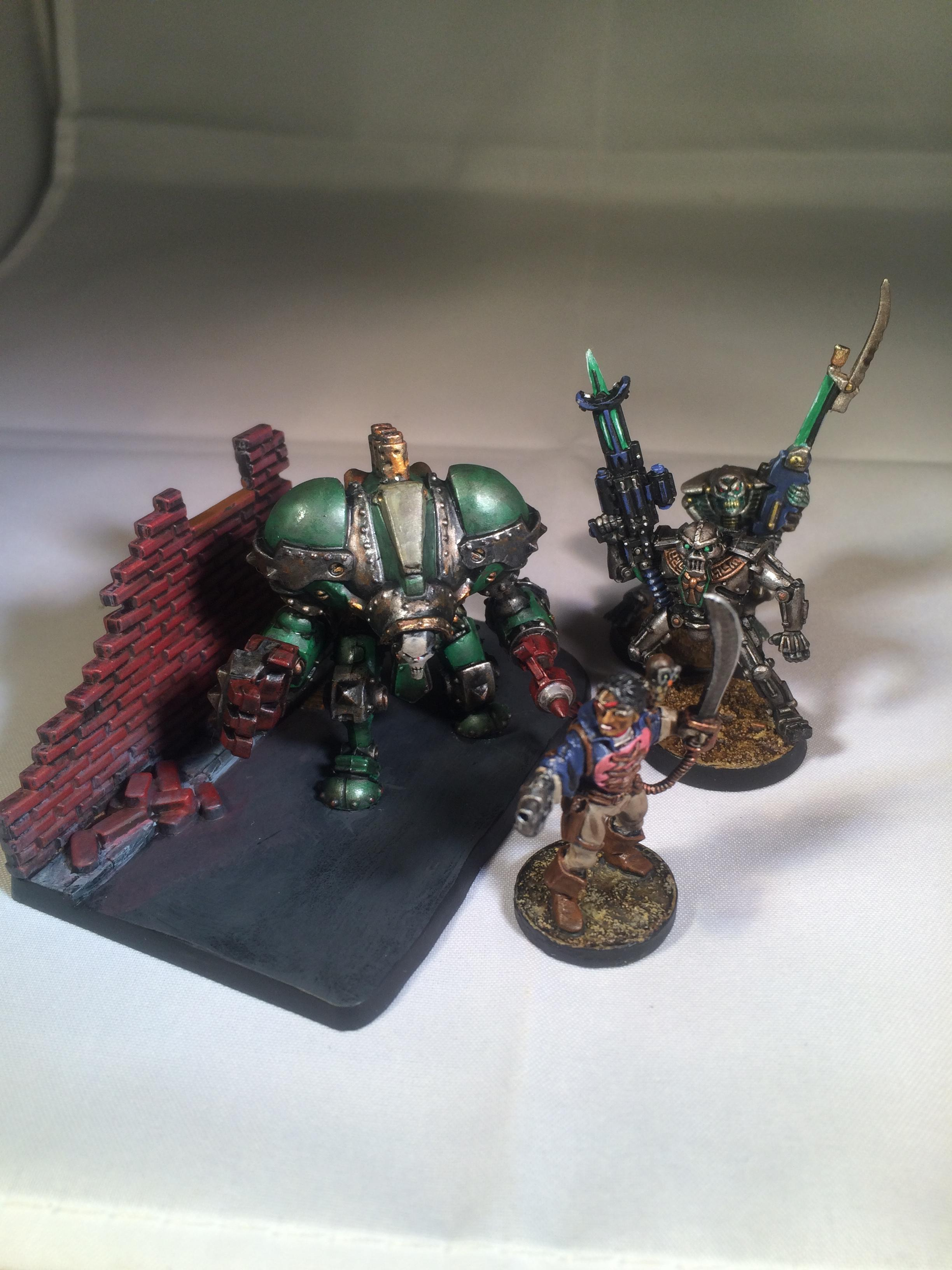 Conversion, Cool, Lord, Necrons, Old, Oldhammer, Quest, Rogue, Star, Style, Trader