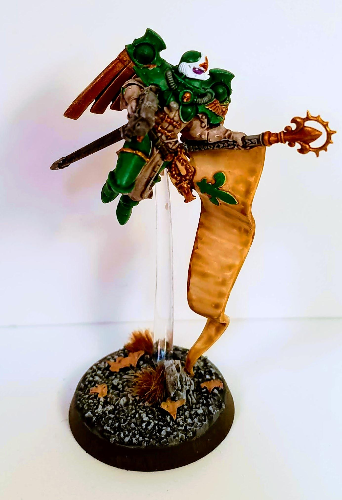 Converted Zephyrim Superior with Pennant