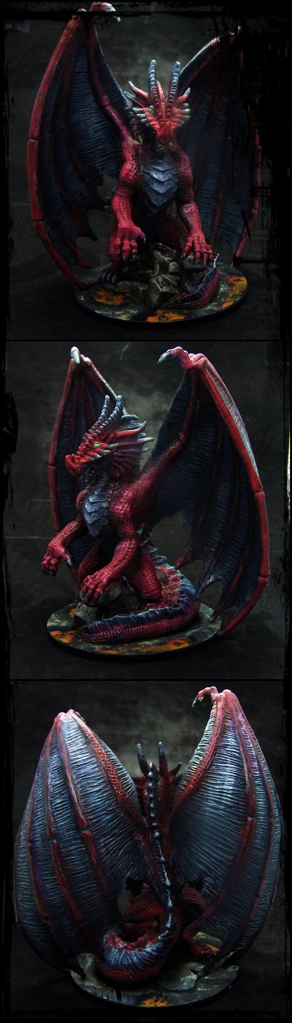 Ancient, Board Game, Dragon, Dungeons And Dragons, Pathfinders, Red Dragon