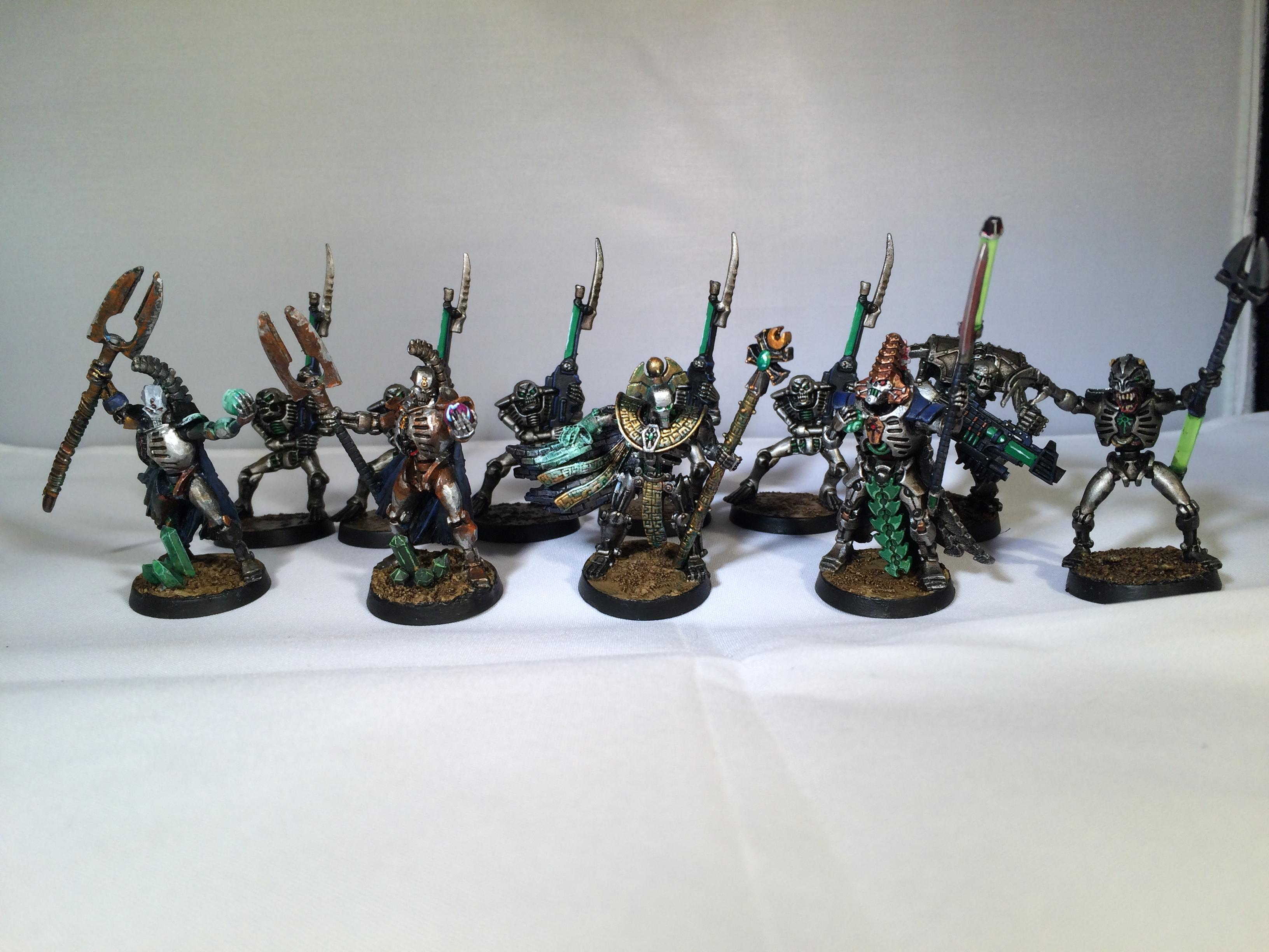 Android, Conversion, Lord, Necrons, Old, Oldhammer, Photo Box Test, Quest, Rogue, School, Star, Starquest, Style, Trader