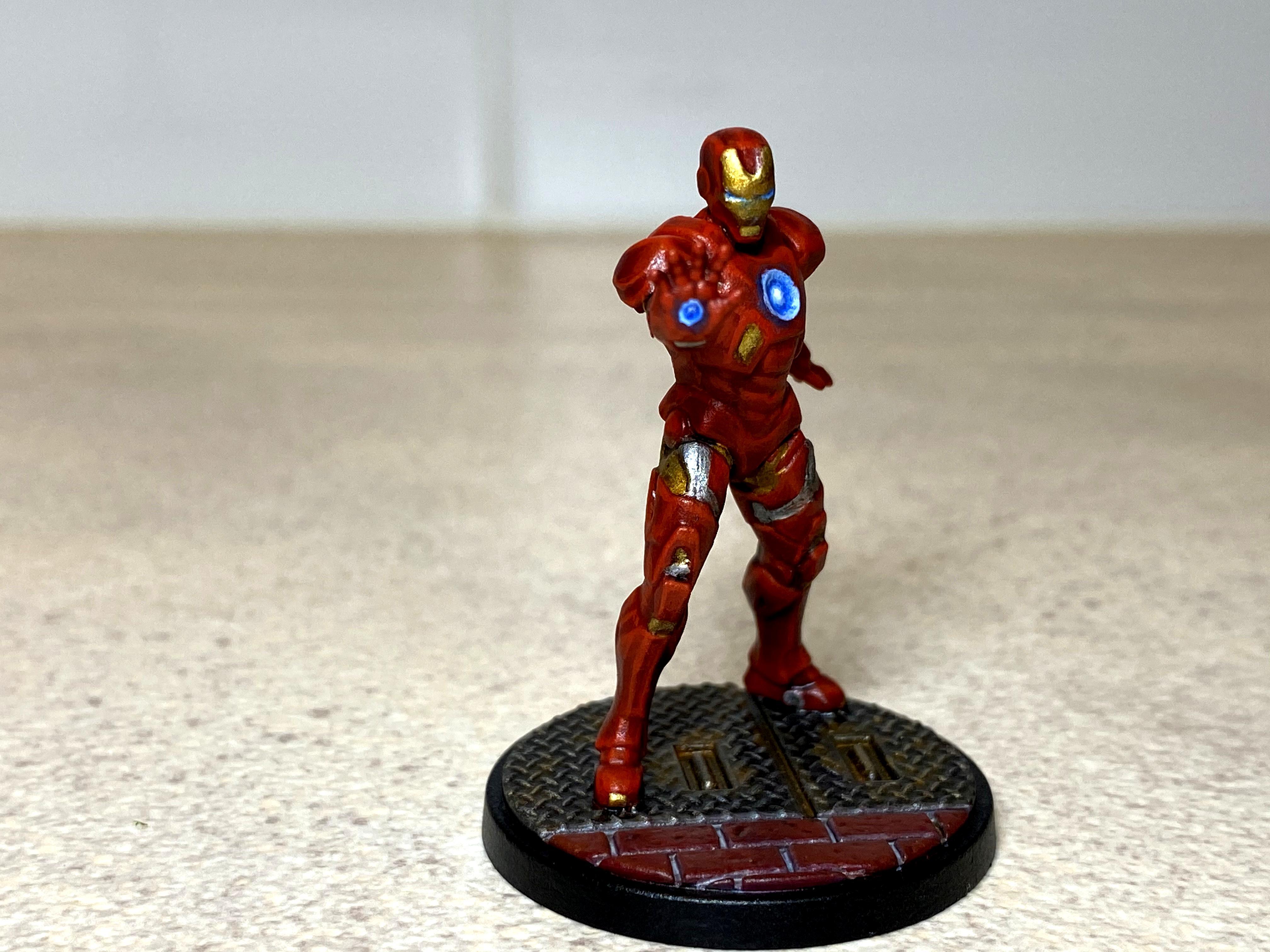 Iron Man, Marvel Crisis Protocol, Tony Stark