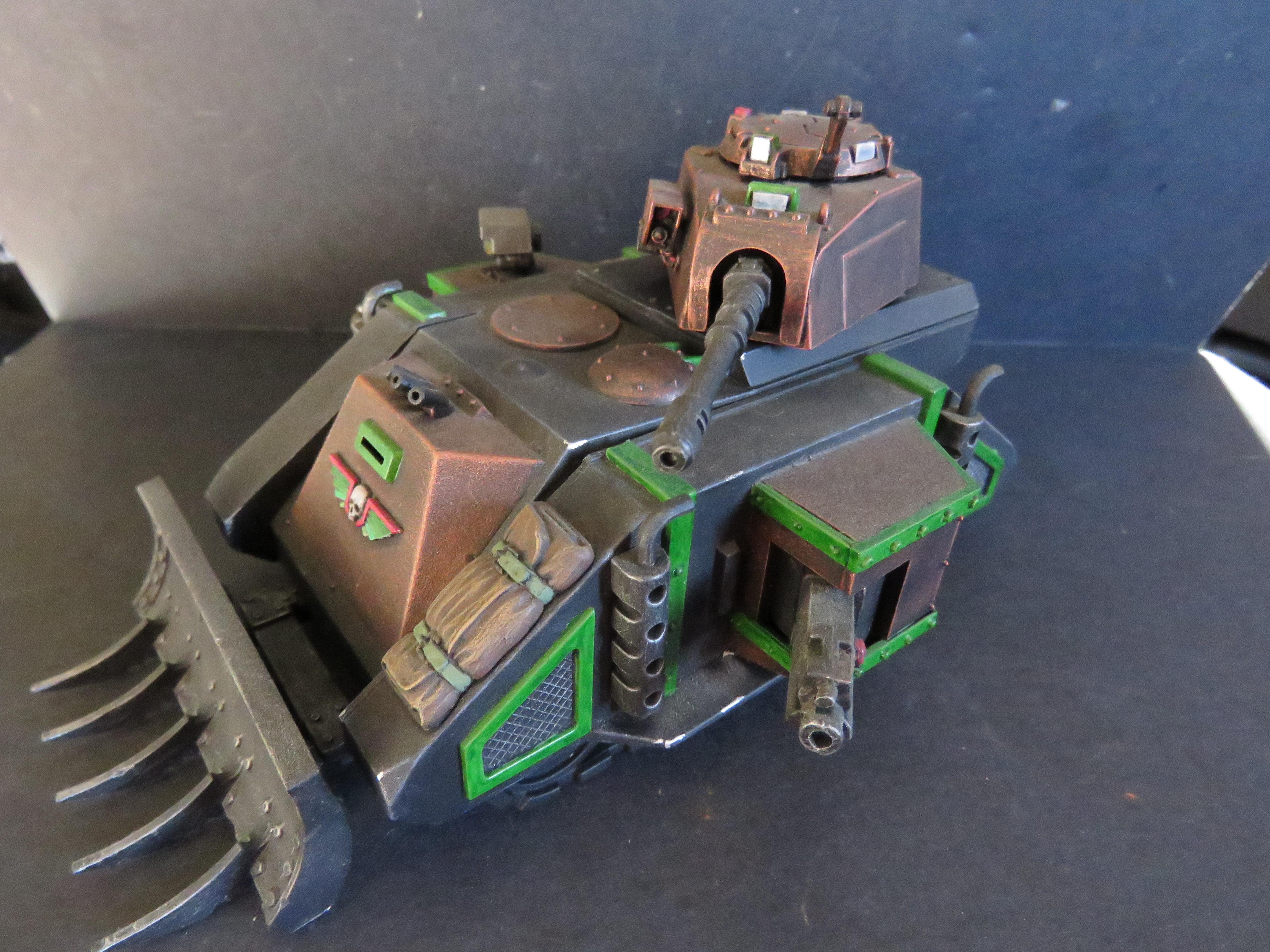 Old-school, Retro, Space Marines, Vehicle, Warhammer 40,000