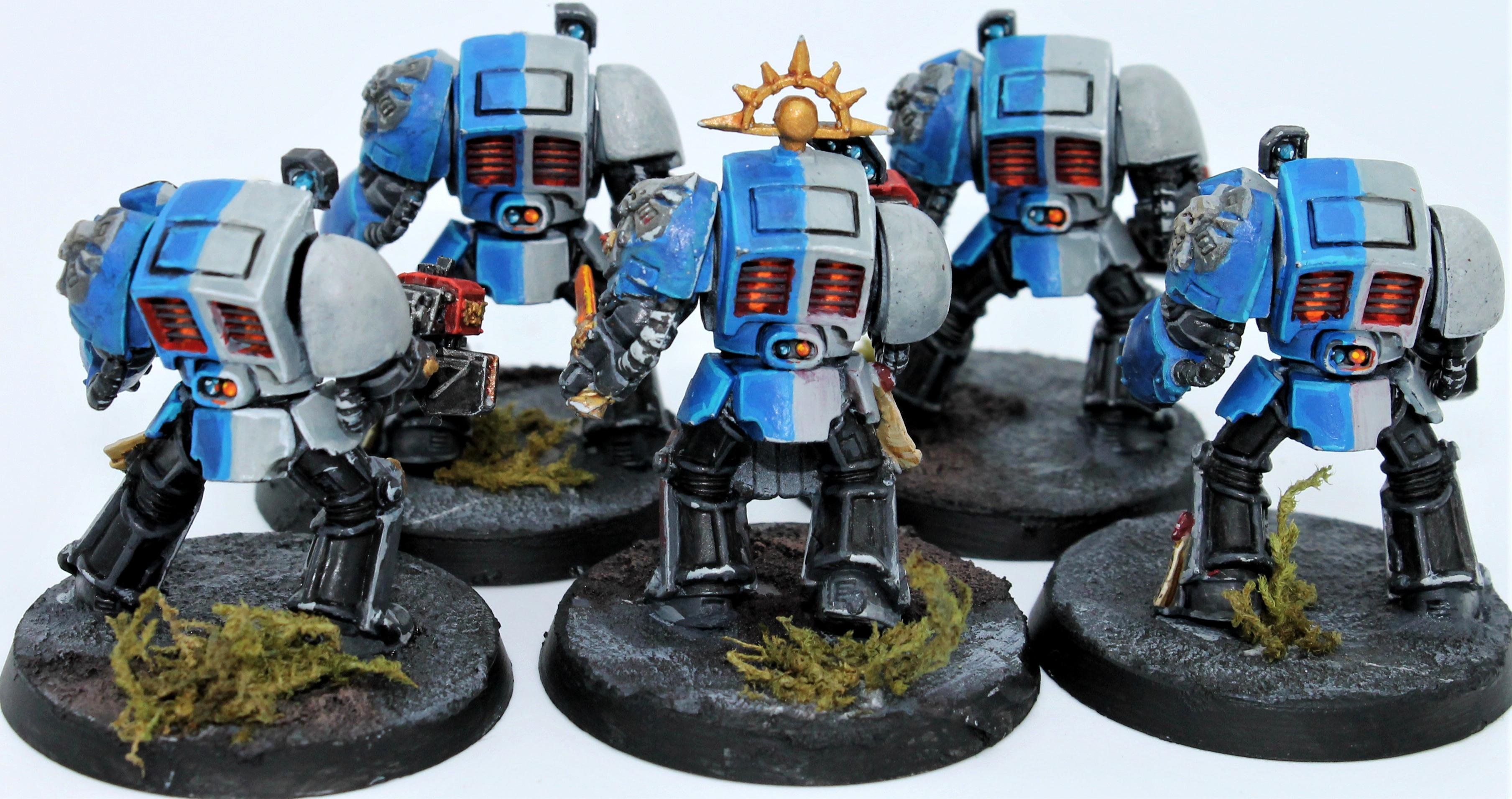 AoBR Terminators Rear
