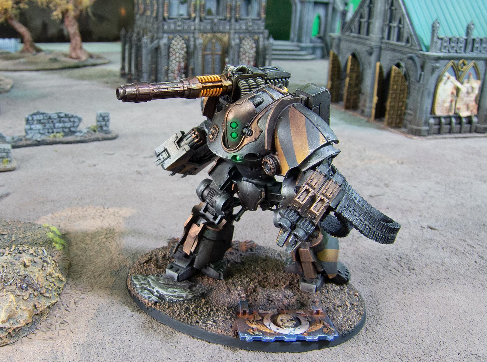 Automata, Calix, Iron Warriors, Mechanicum, Siege, Thanatar, Thanatar-calix
