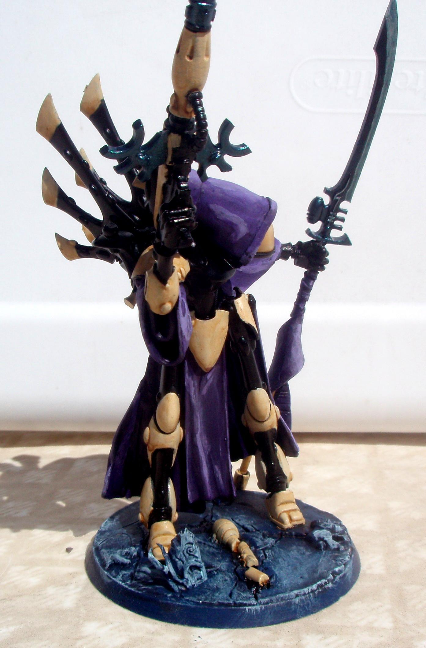 Conversion, Eldar, Spirithost, Ulthwe, Wraithlord, Wraithseer