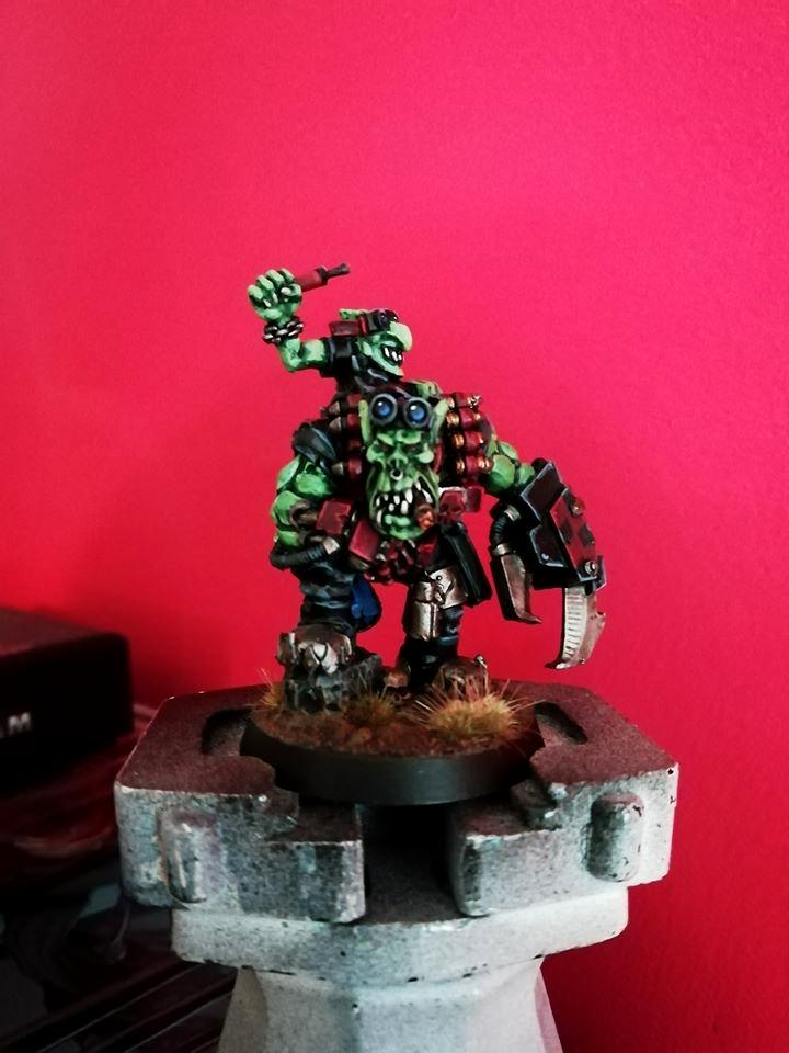1 ork a day #7