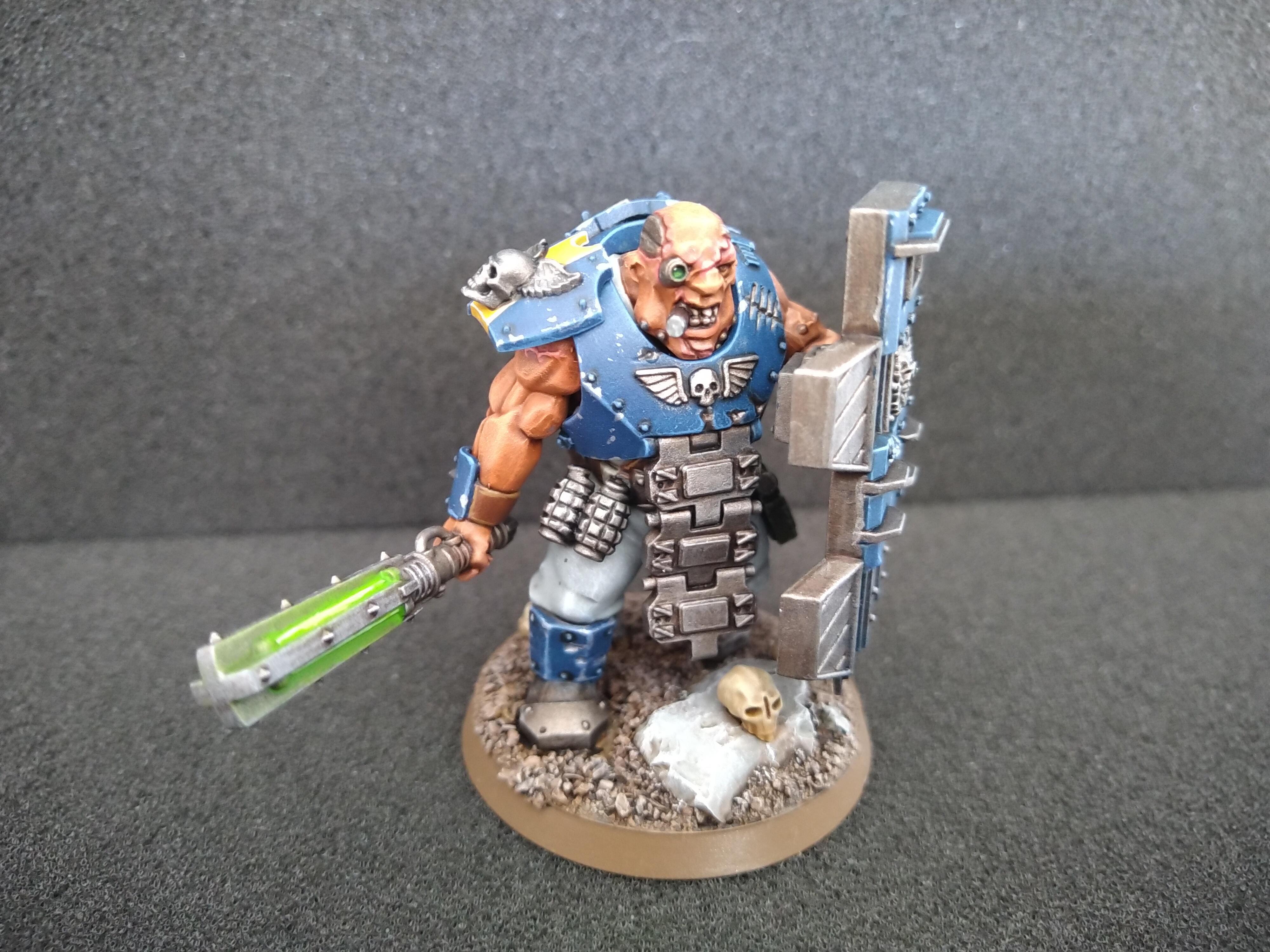 Bullgryn, Warhammer 40,000