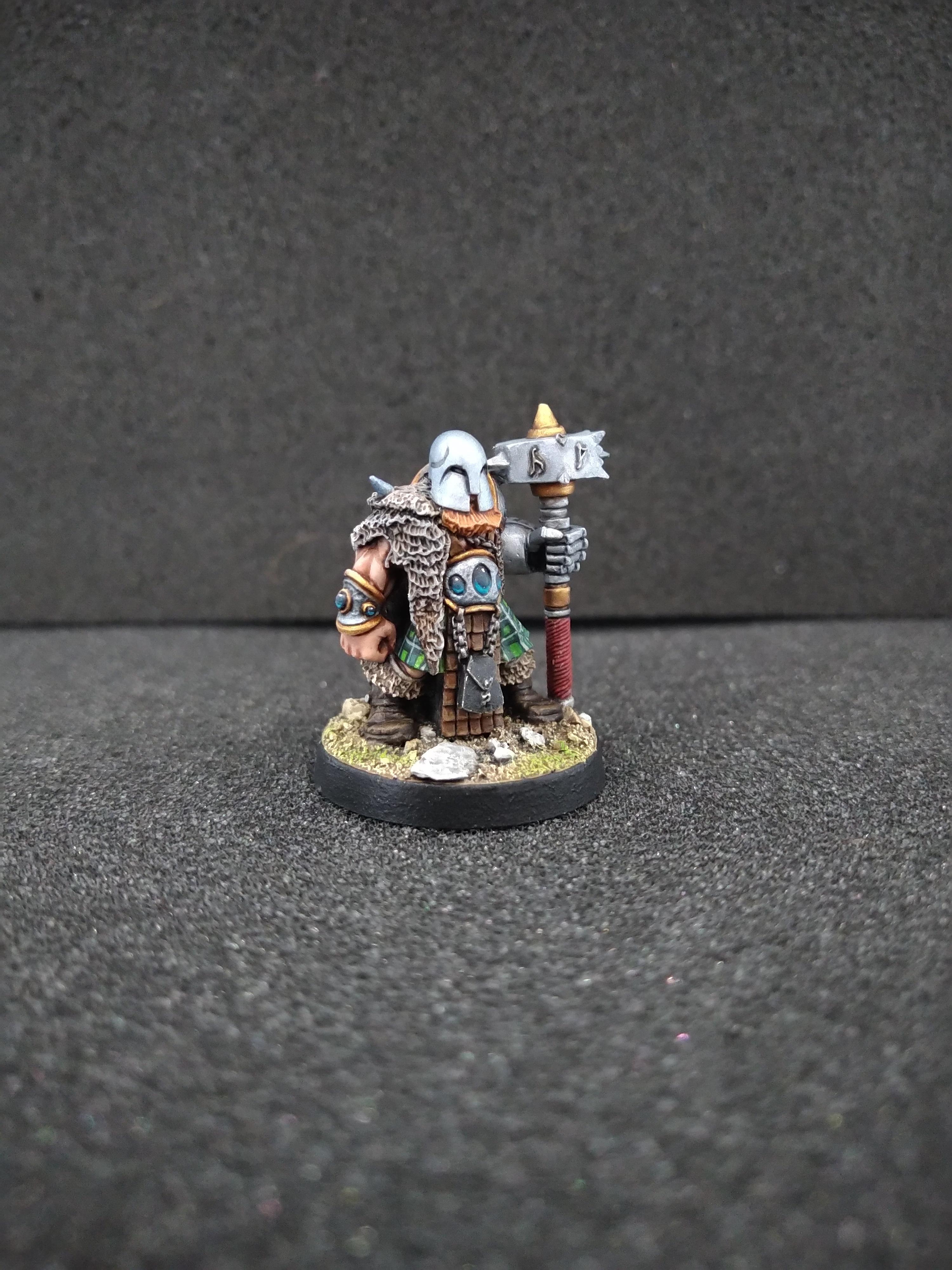 Dwarves, Free, Hassle, Hasslefree, Kain, Miniature, Miniatures