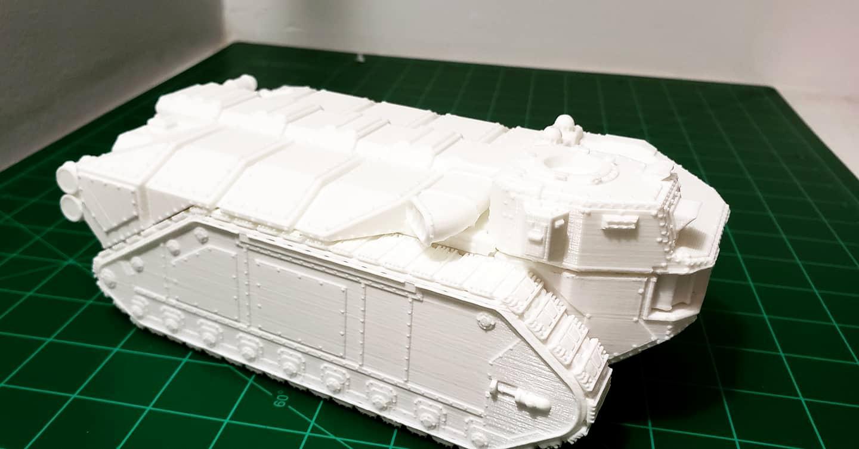 3d, Crassus, Printed, Transport