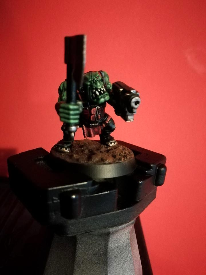 1 ork a day #12