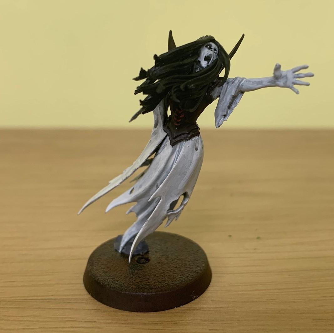 Ghost, Grudge, Grudge Spirit, Horror Models, Horror Themed, Horrors, Onryō, Onryō Spirit, Scary, Spirit, Spooky