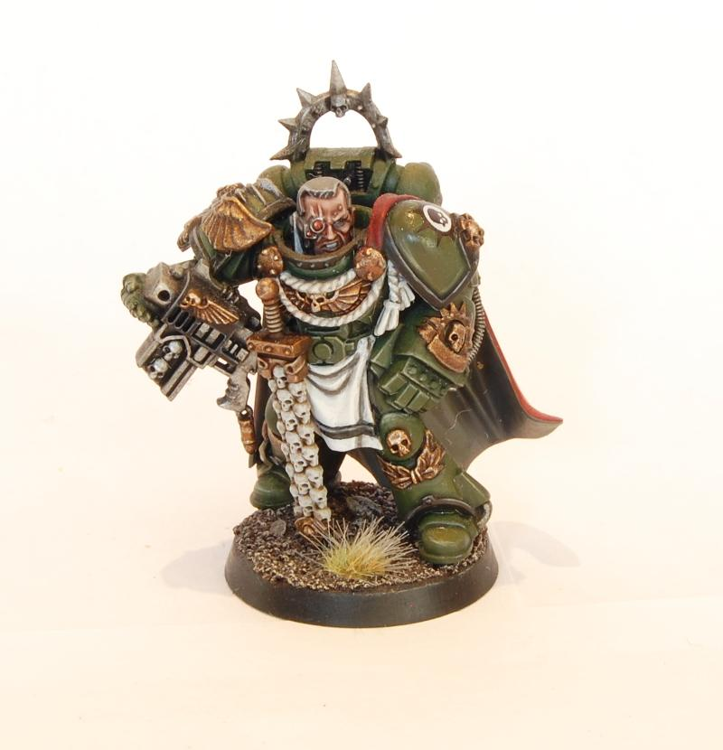 Captain, Chapter Master, Sons Of Medusa, Space Marines, Warhammer 40,000
