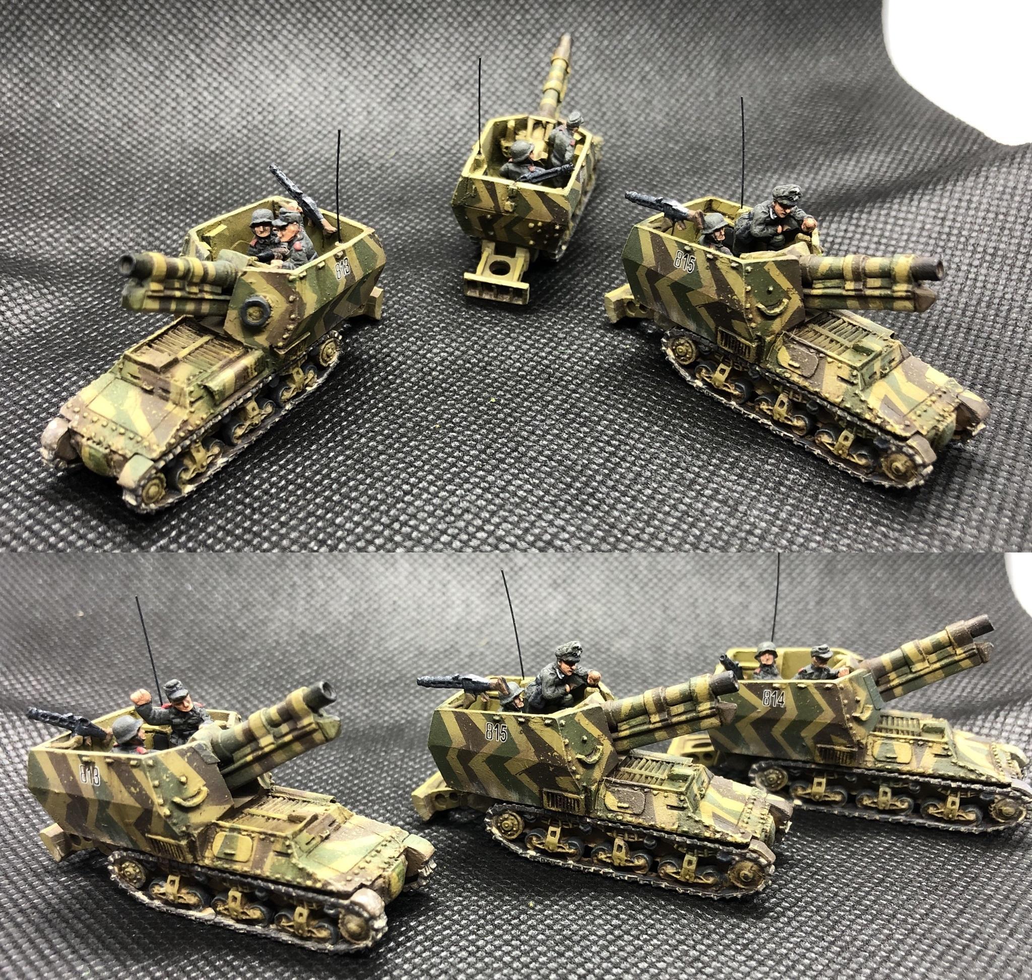 21 Panzer, Flames Of War, Germans, Historical, World War 2