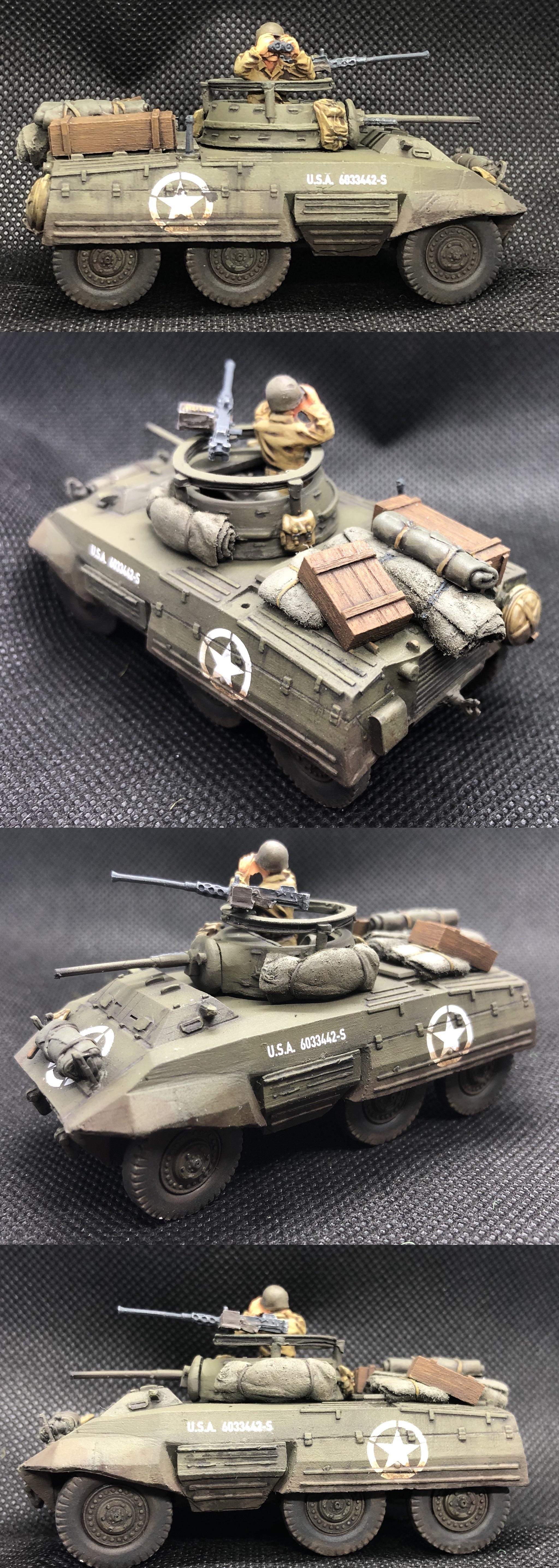Bolt Action, Greyhound, Us, World War 2