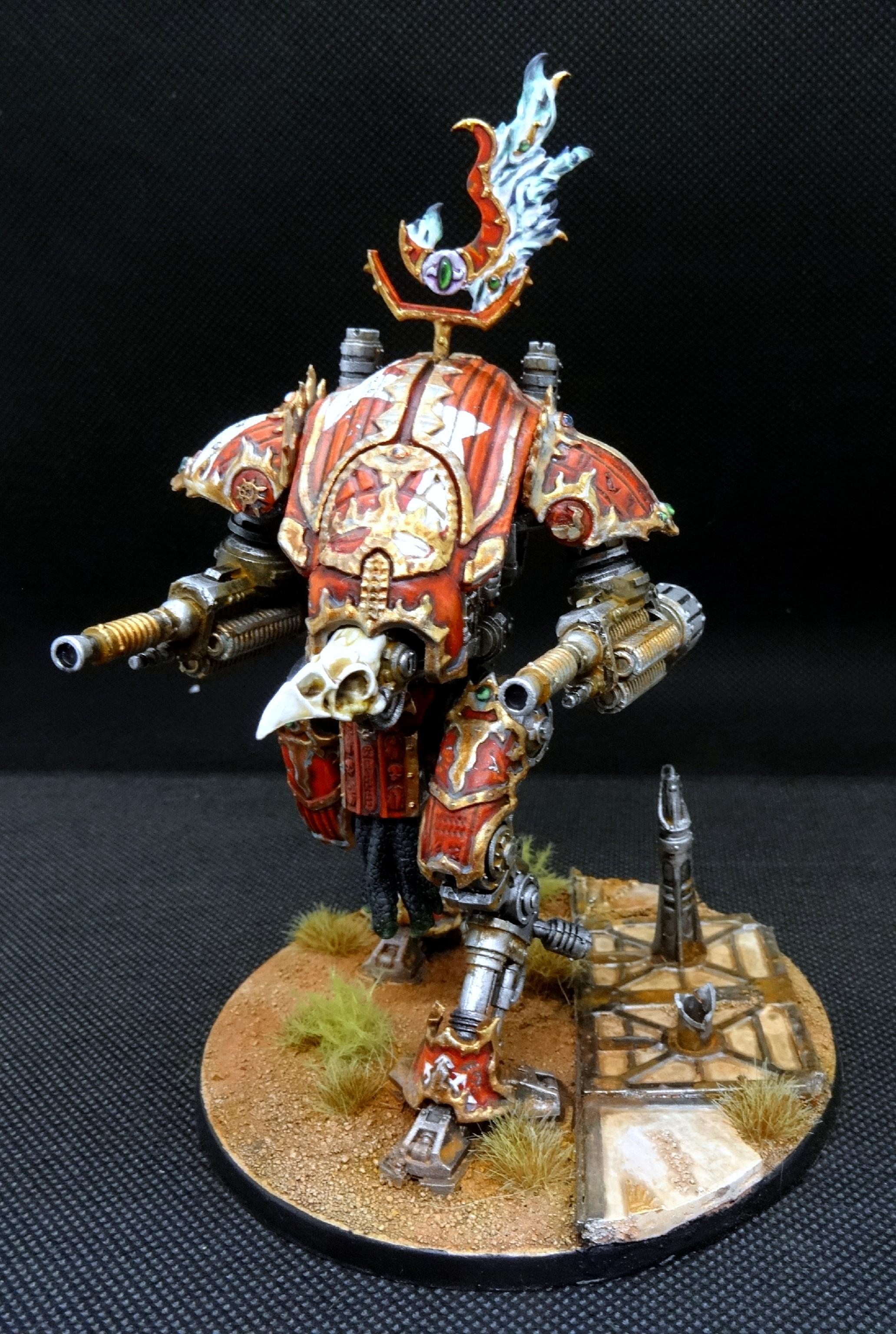 Chaos, Conversion, Knights, Legio Models, Renegades, War Dog, War Dogs