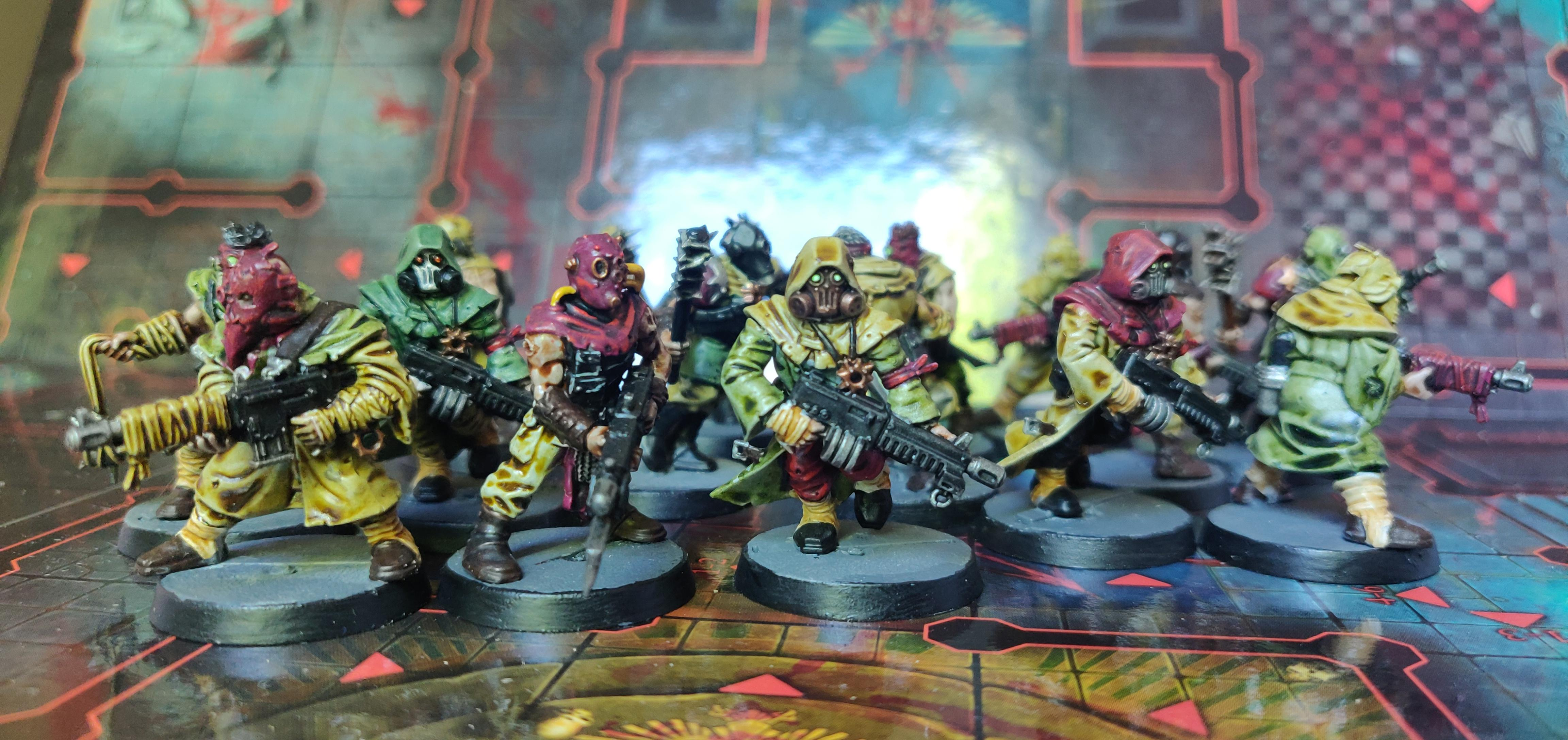 Chaos, Cultists
