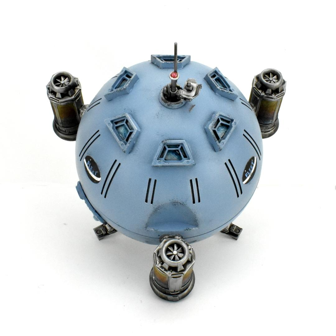 Kitbash, Maelstrom's Edge, Spaceship, Terrain, Terrain Sprue