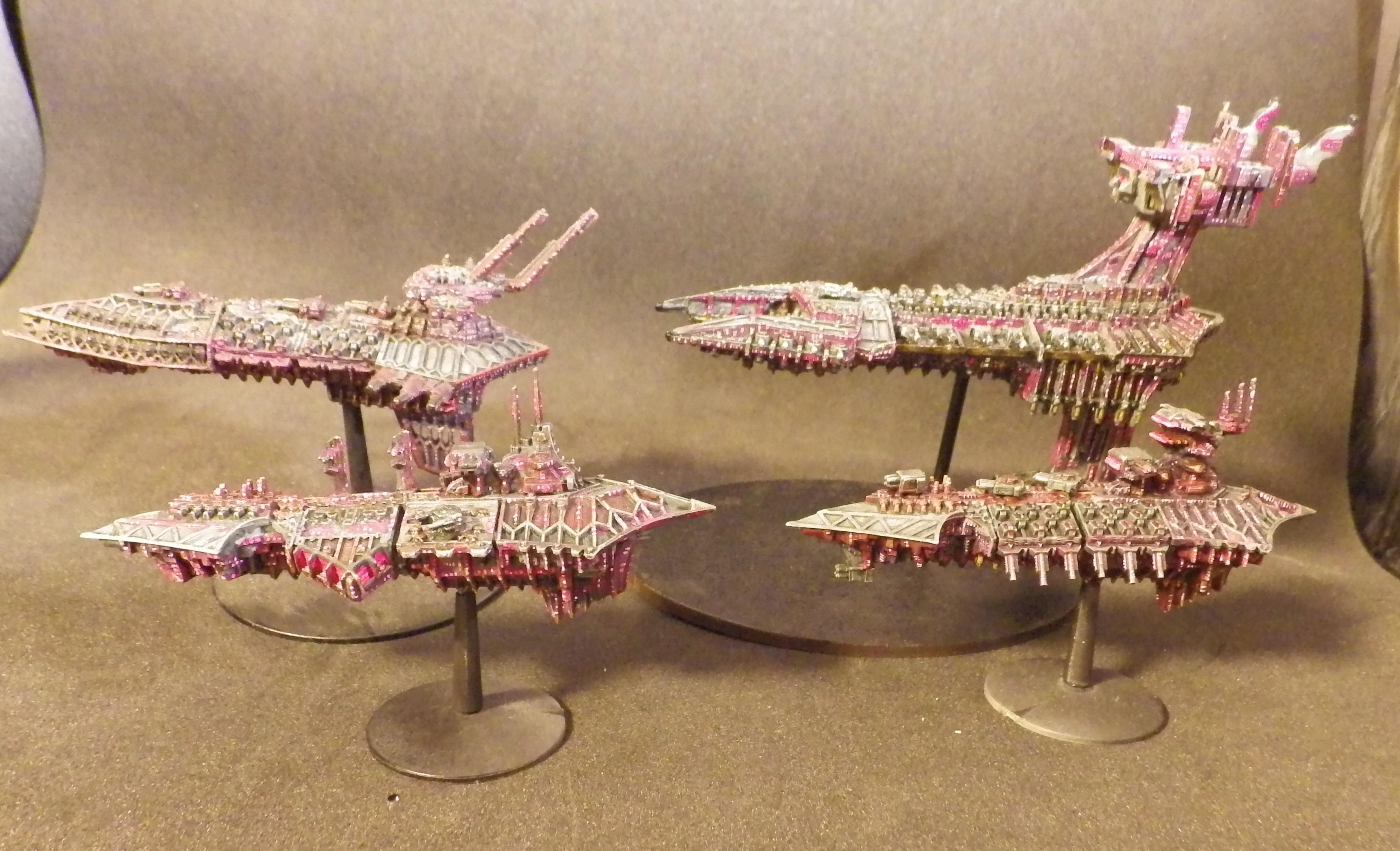 Battlefleet, Battlefleet Gothic, Chaos, Cruiser, Ship, Space