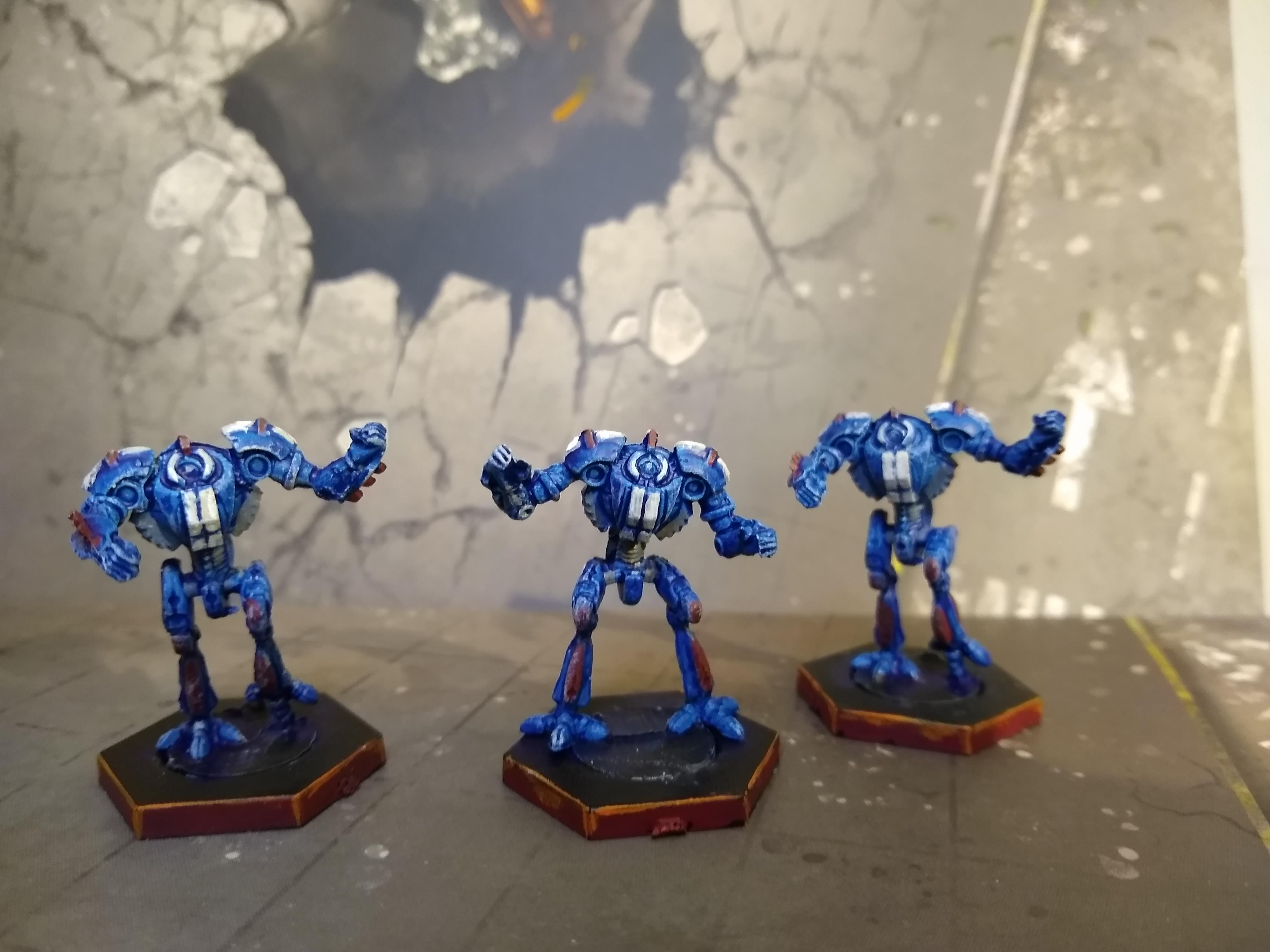 Cybertronian Cogs guards